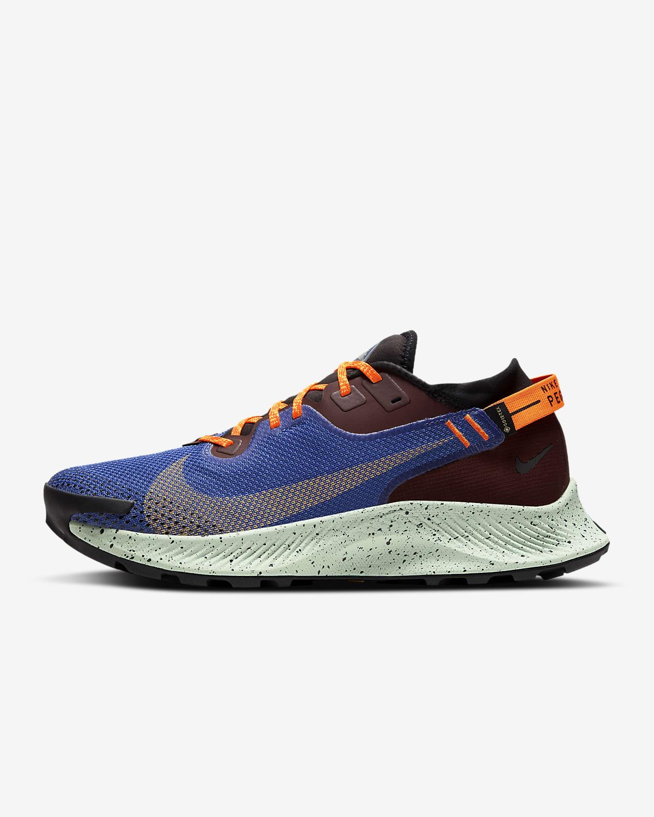 รองเท้าวิ่งเทรลผู้ชาย Nike Pegasus Trail 2 GORE-TEX