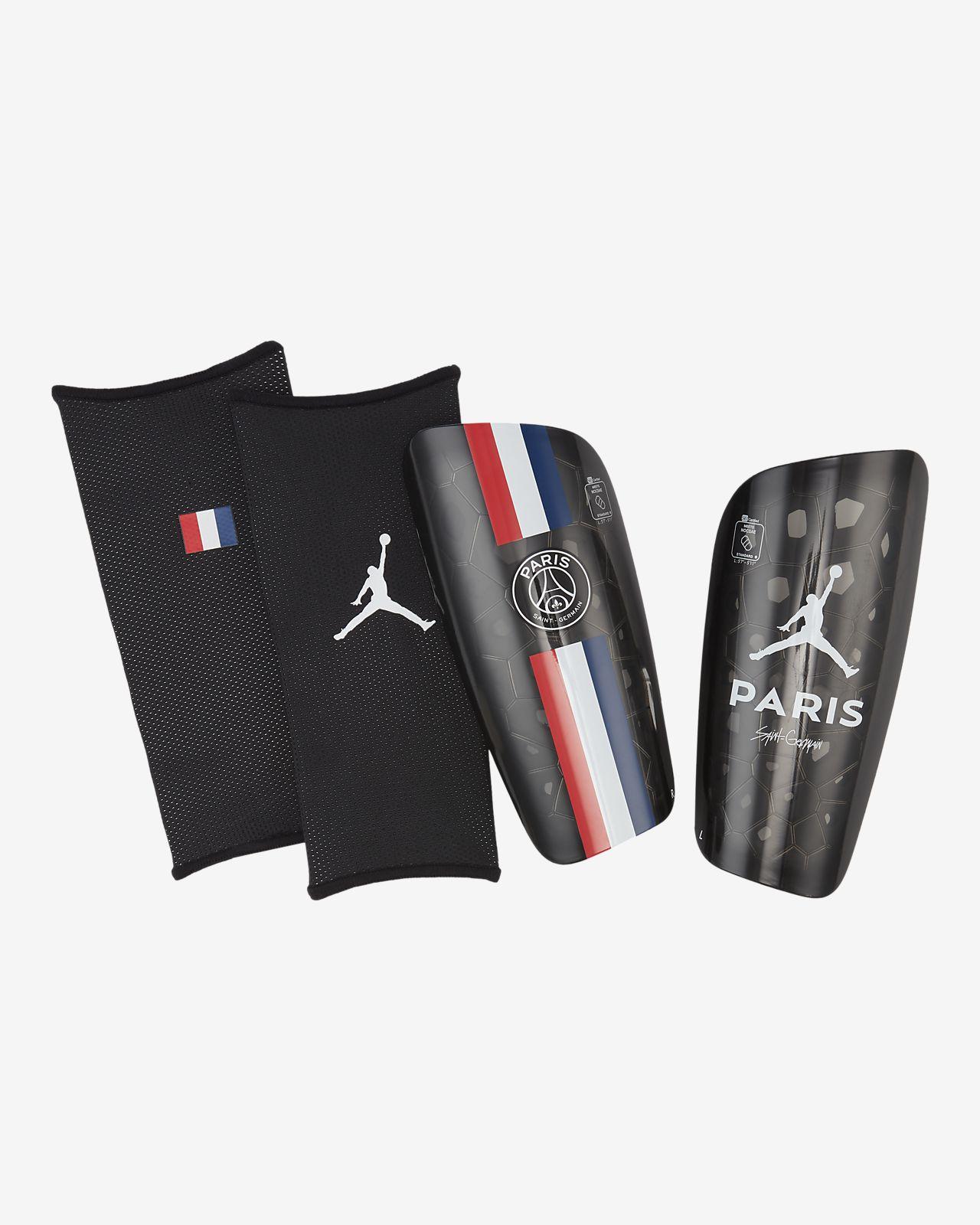 Paris Saint Germain Mercurial Lite leggbeskyttere til fotball