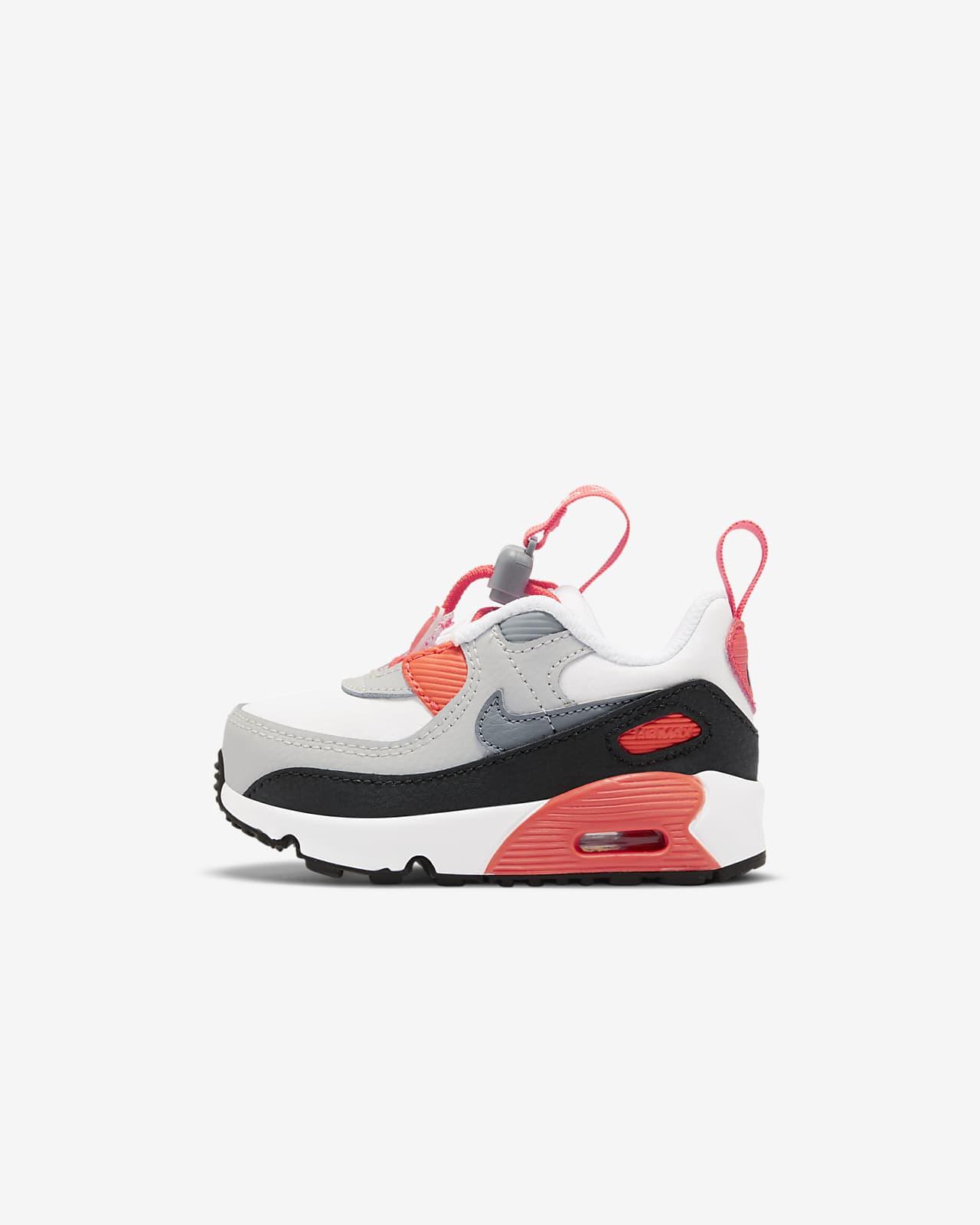 Nike Air Max 90 Toggle Baby/Toddler Shoes