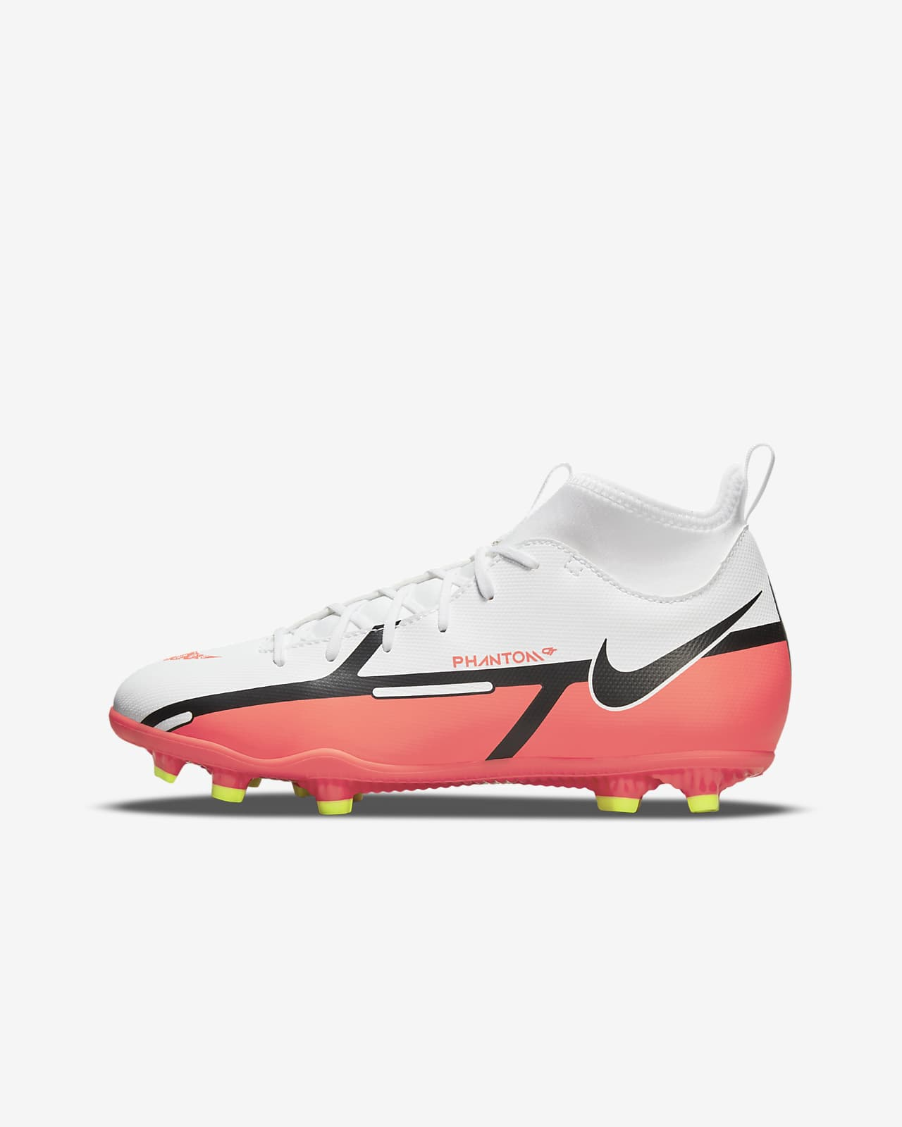 Nike Jr. Phantom GT2 Club Dynamic Fit MG Younger/Older Kids' Multi-Ground Football Boot