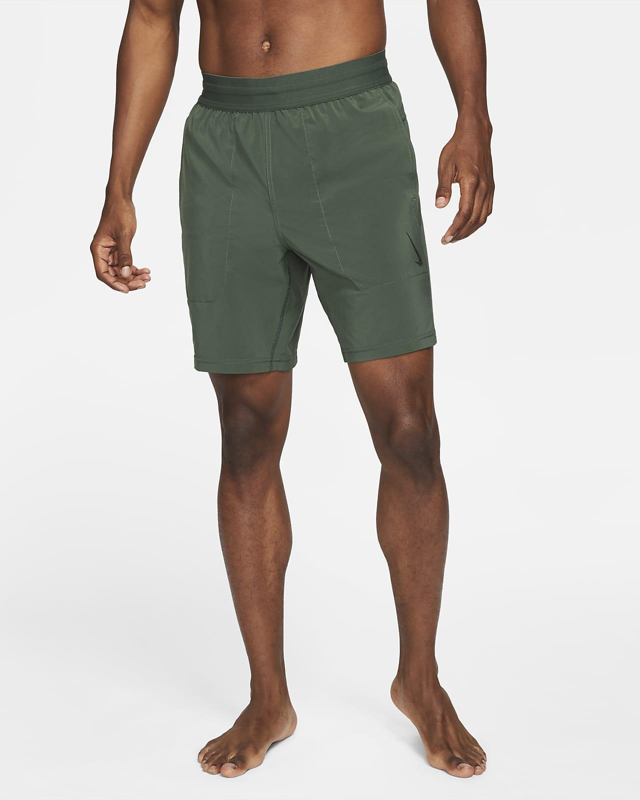 Shorts para hombre Nike Yoga Dri-FIT
