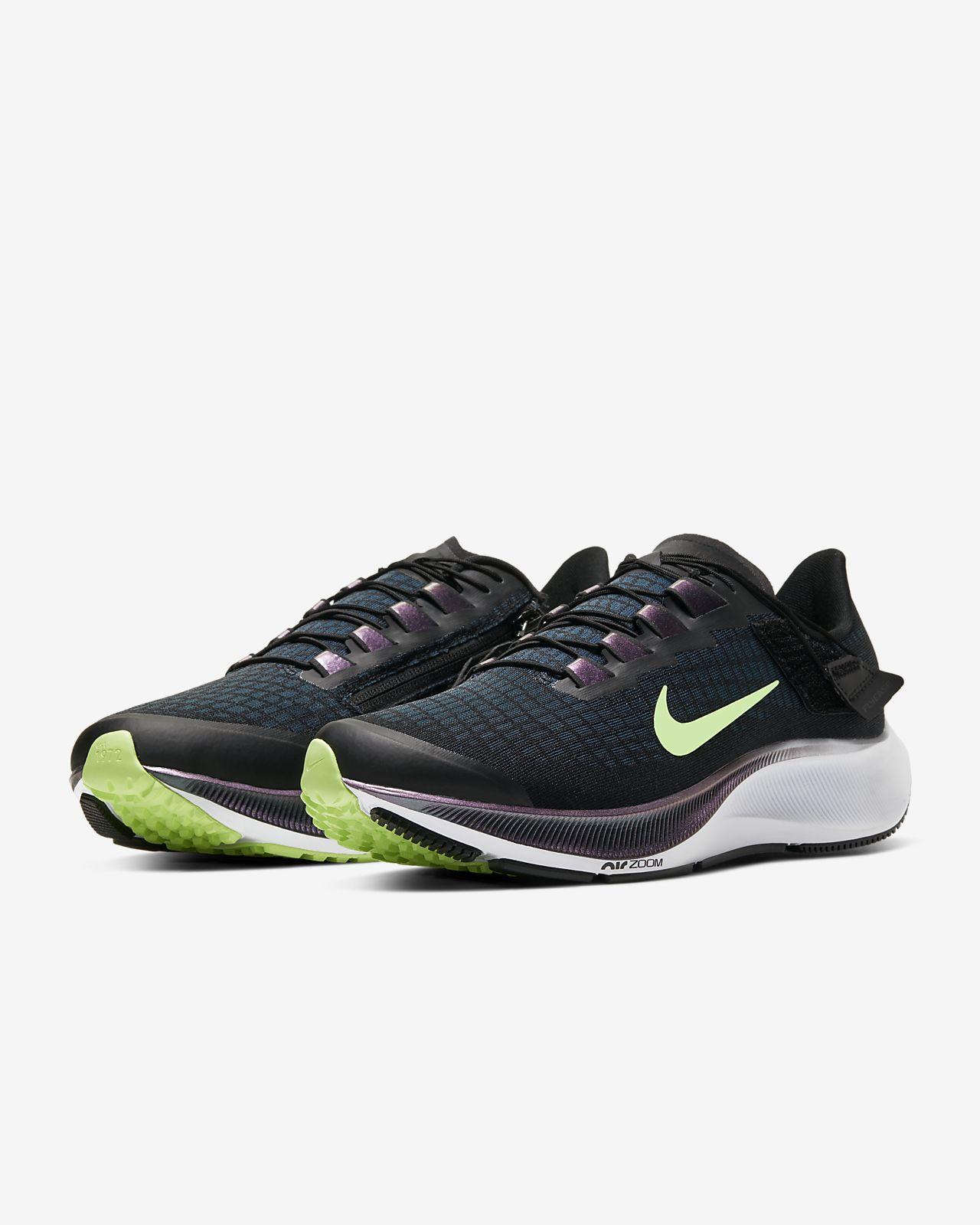 Nike Air Zoom Pegasus 37 FlyEase Hardloopschoen voor heren