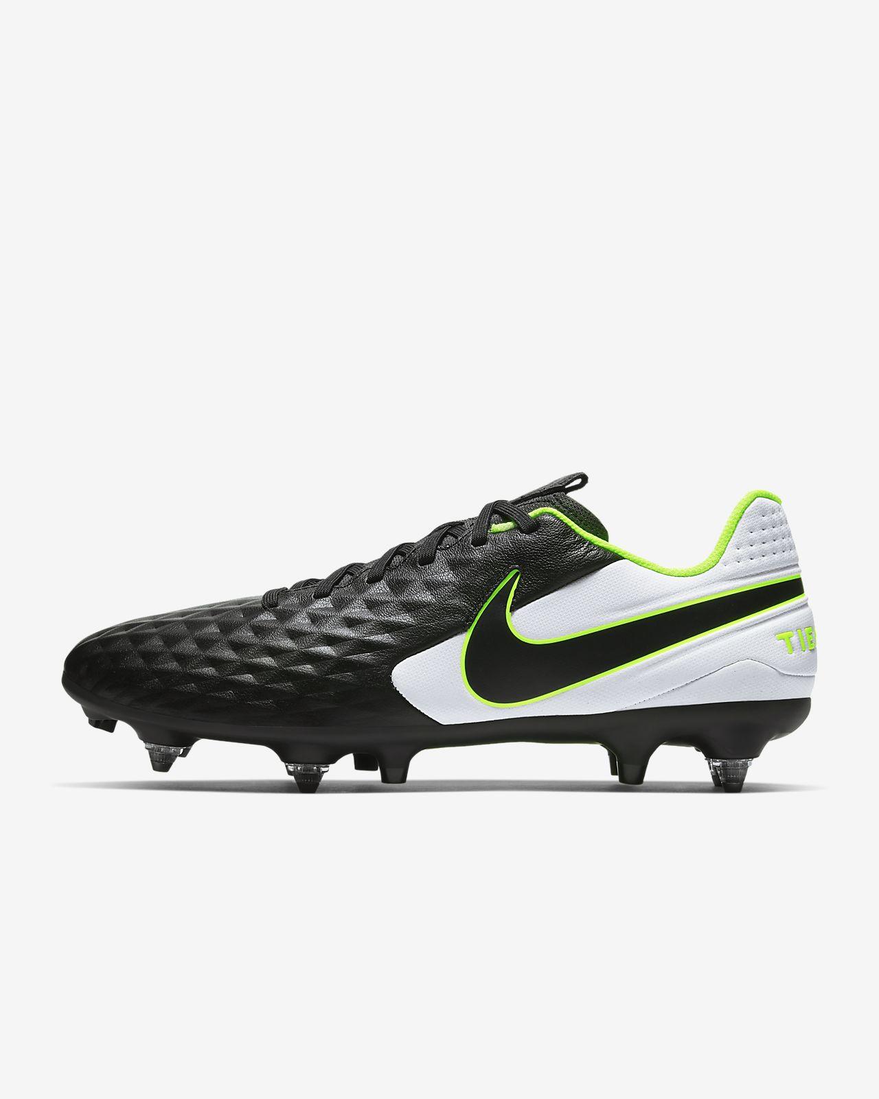 Korki piłkarskie na miękką murawę Nike Tiempo Legend 8 Academy SG-PRO Anti-Clog Traction