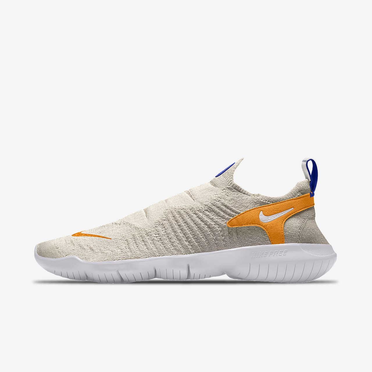 Nike Free RN Flyknit 3.0 By You Custom Men's Running Shoe