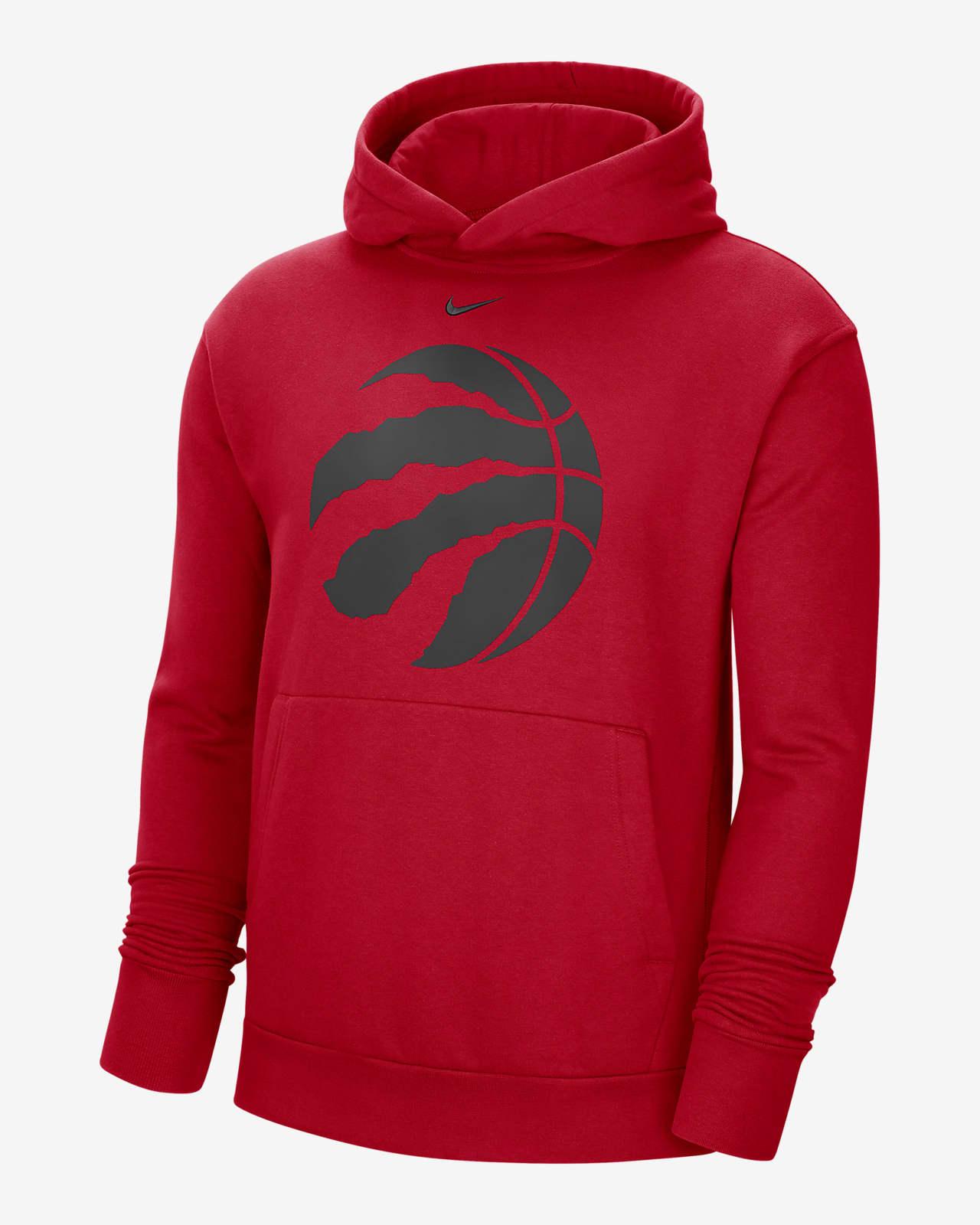Toronto Raptors Essential Older Kids' Nike NBA Pullover Hoodie