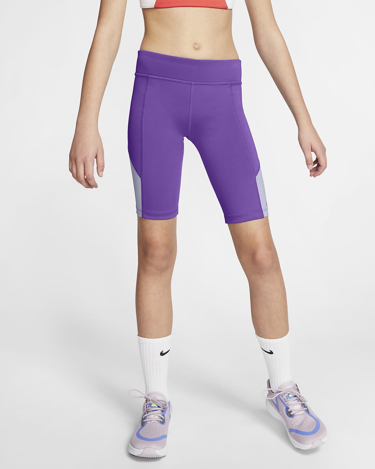 Nike Trophy Big Kids' (Girls') Training Bike Shorts