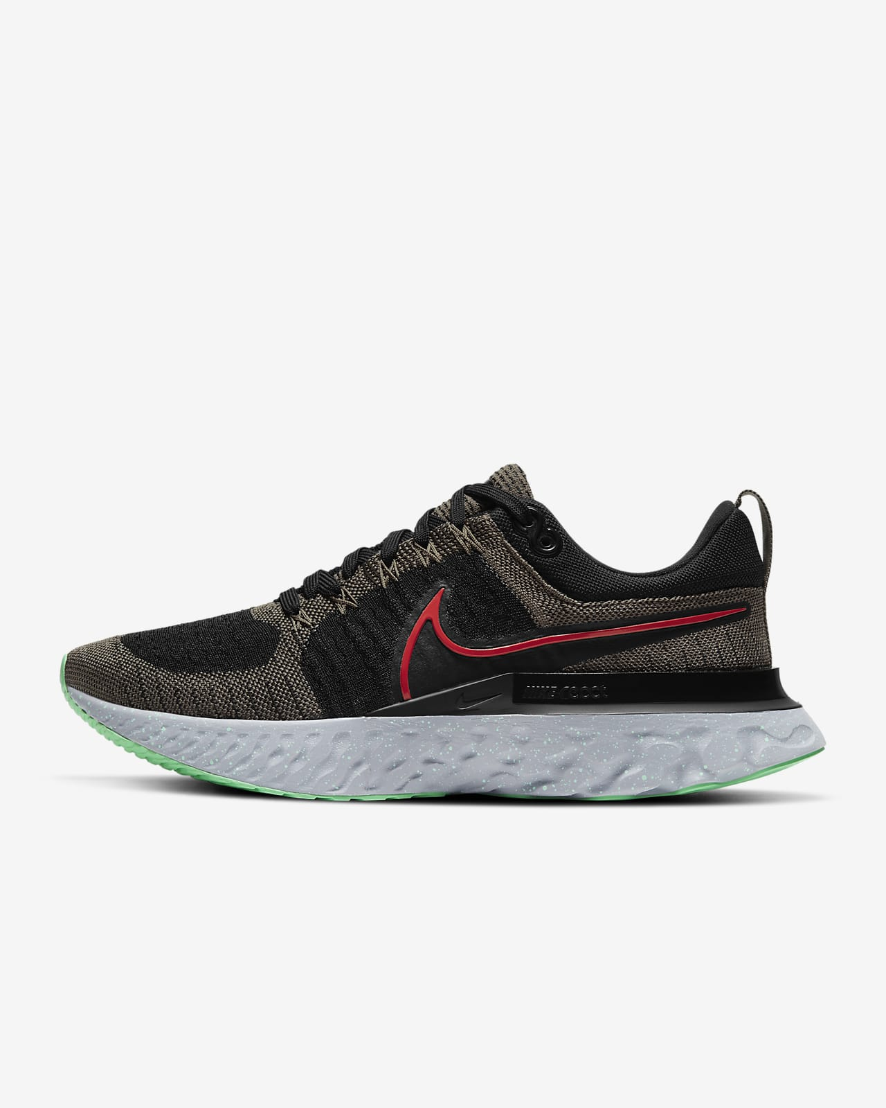 Nike React Infinity Run Flyknit 2 男款跑鞋