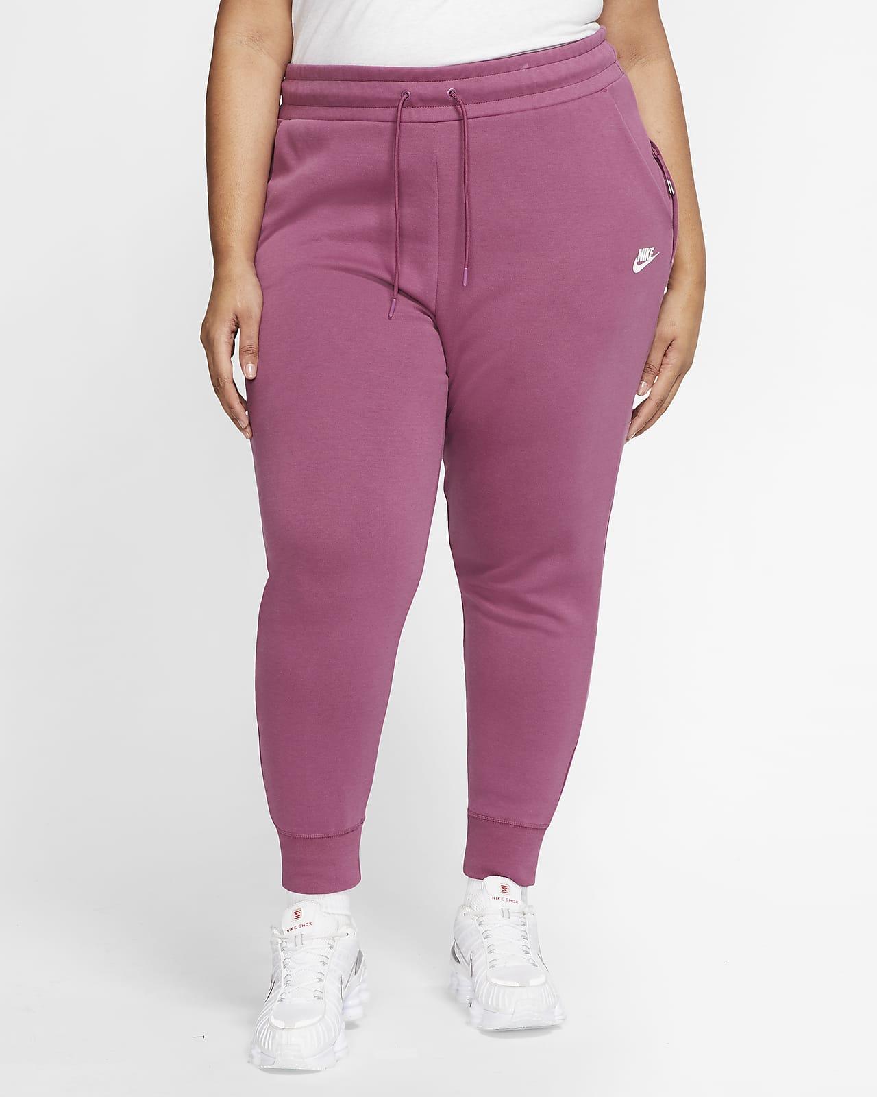 Pantaloni Nike Sportswear Tech Fleece (Plus Size) - Donna