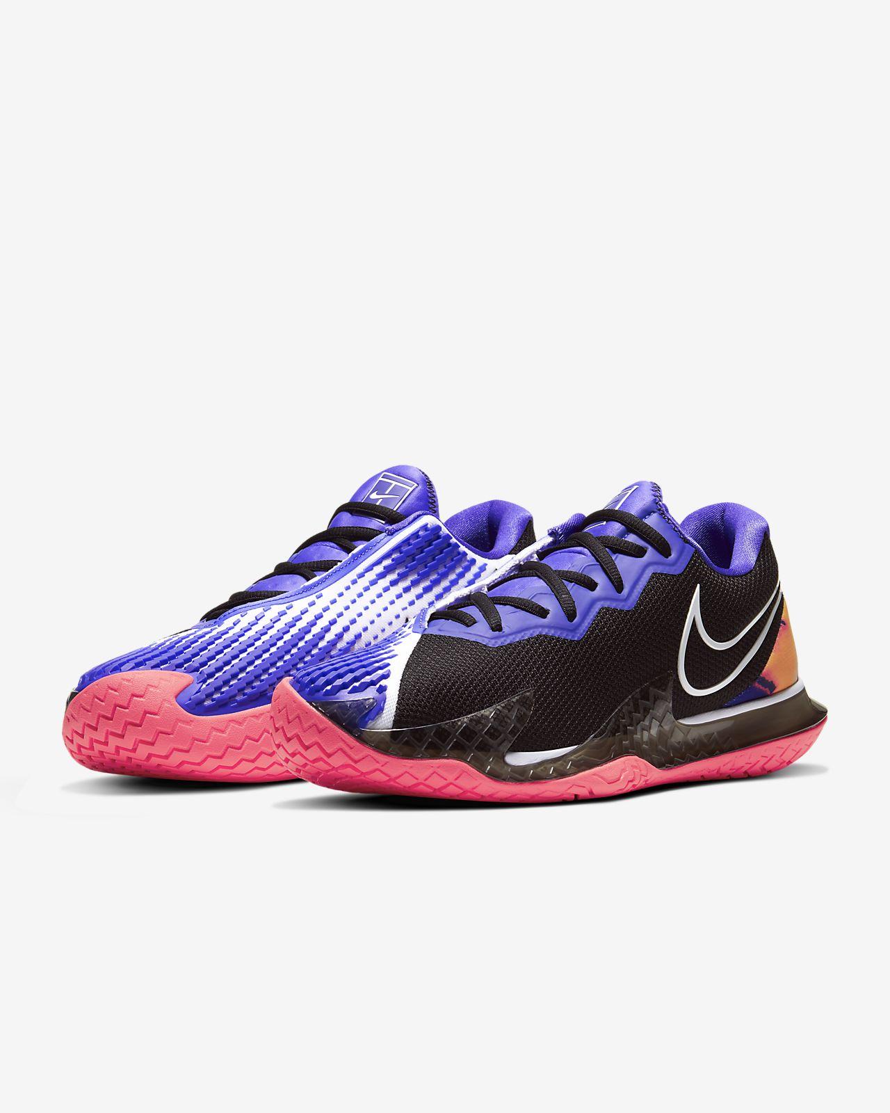 NikeCourt Air Zoom Vapor X hardcourt tennissko til mænd