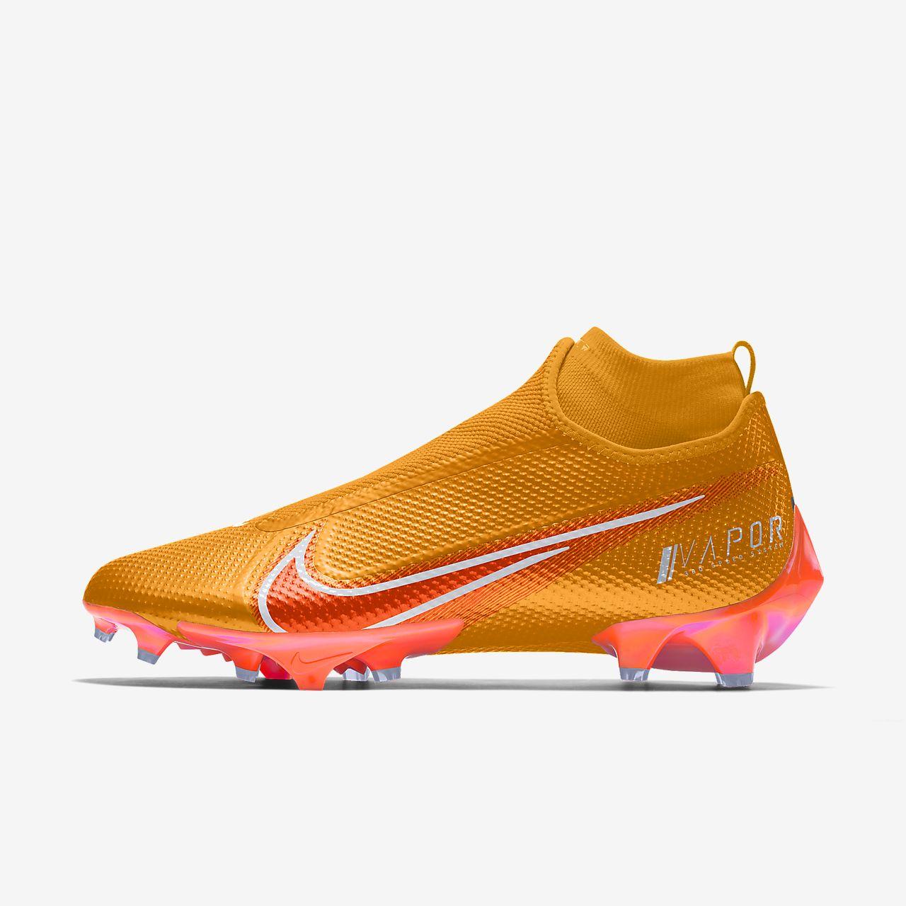 Nike Vapor Edge Pro 360 Premium By You Custom American Football Boot