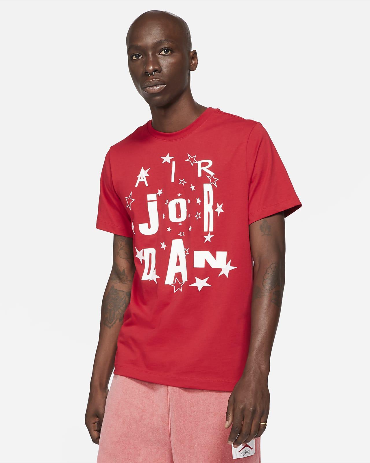 Playera de manga corta para hombre Jordan AJ6