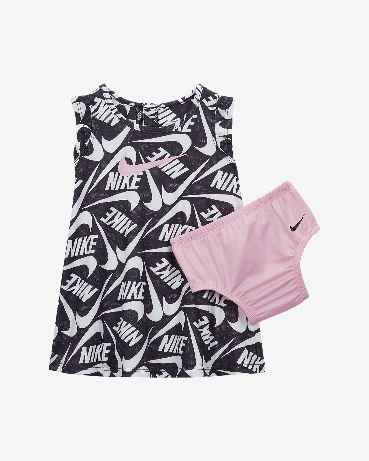 Vestido para bebés Nike Dri-FIT (0-9M)