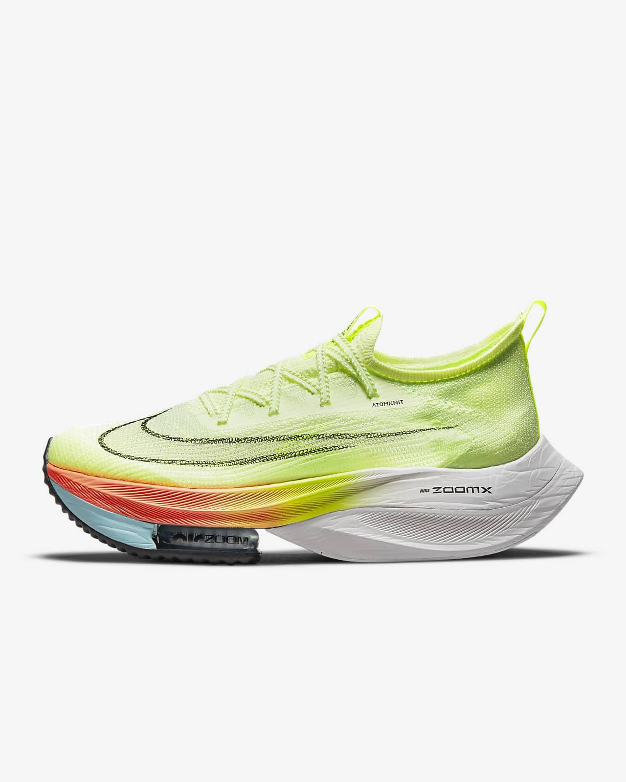 รองเท้าวิ่งโร้ดเรซซิ่งผู้ชาย Nike Air Zoom Alphafly NEXT%