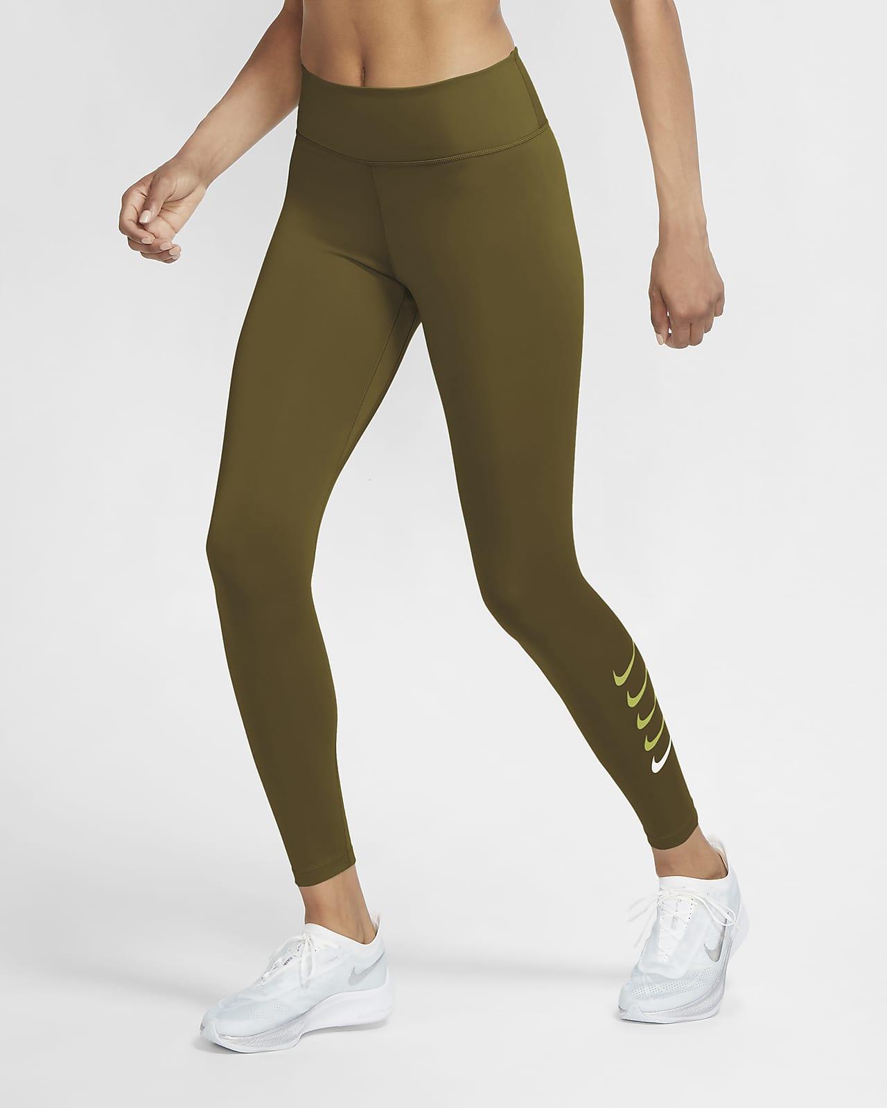 Nike Swoosh Run Women's 7/8 Running Leggings