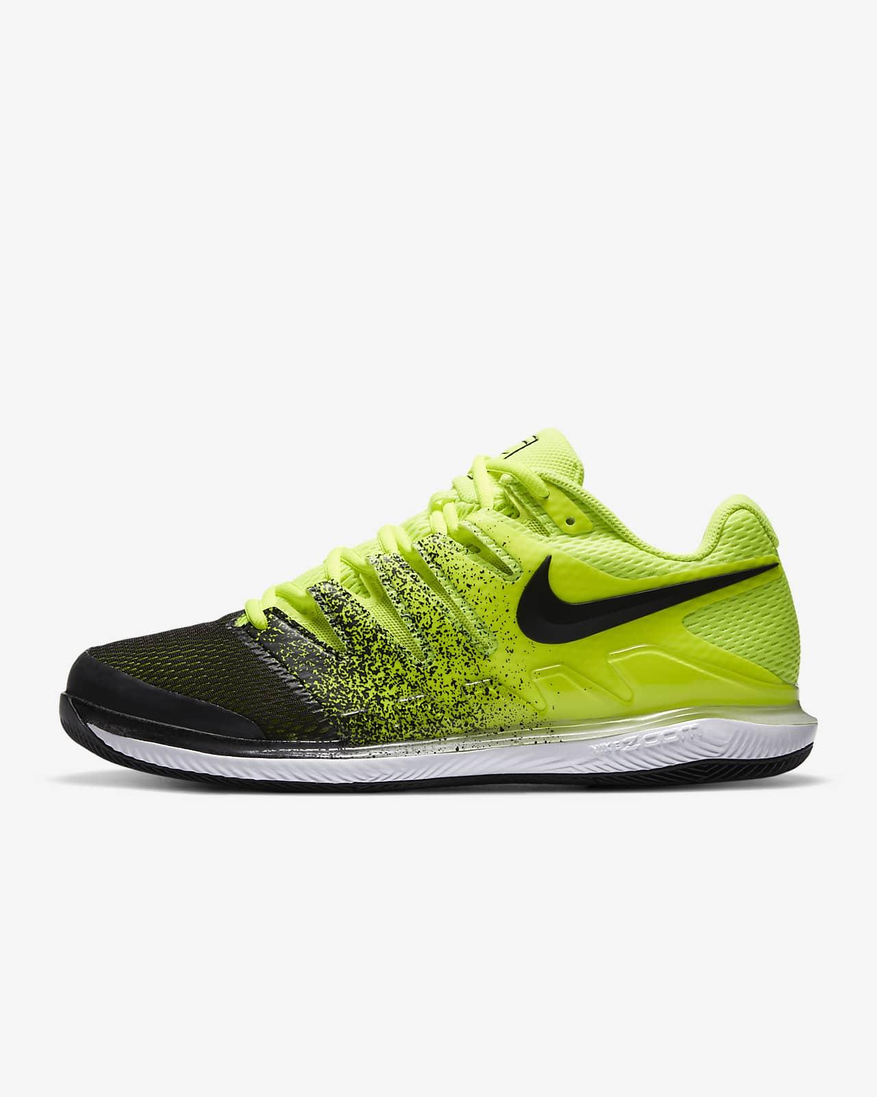 Nike Air Zoom Vapor X HC 男子硬地球场网球鞋