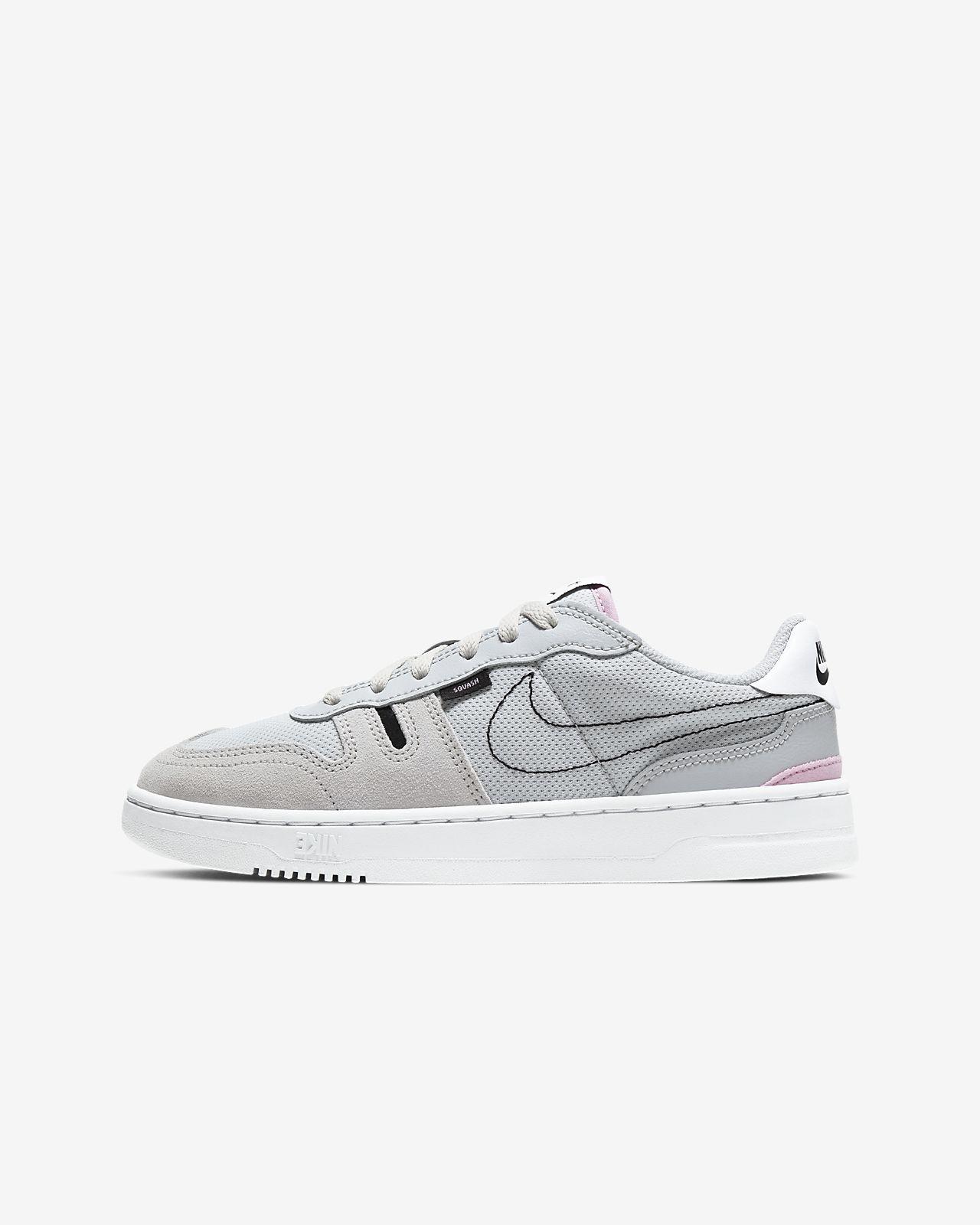 Nike Squash-Type Older Kids' Shoe