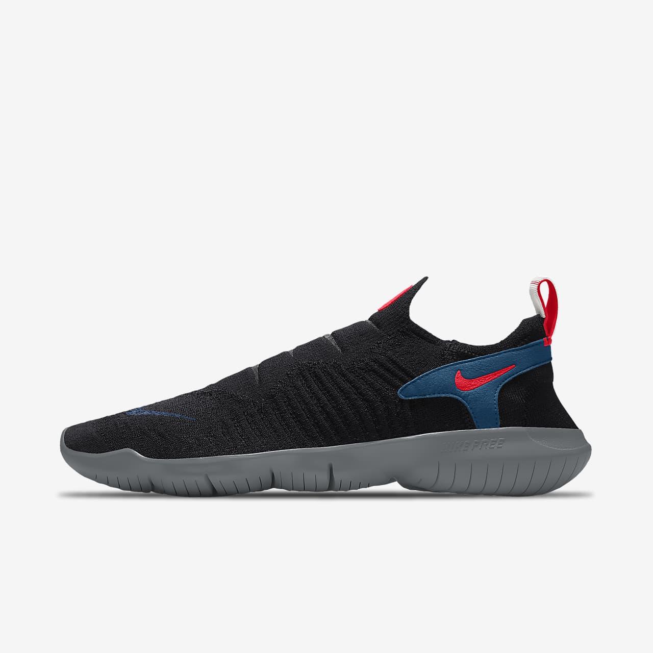 รองเท้าวิ่งผู้หญิงออกแบบเอง Nike Free RN Flyknit 3.0 By You