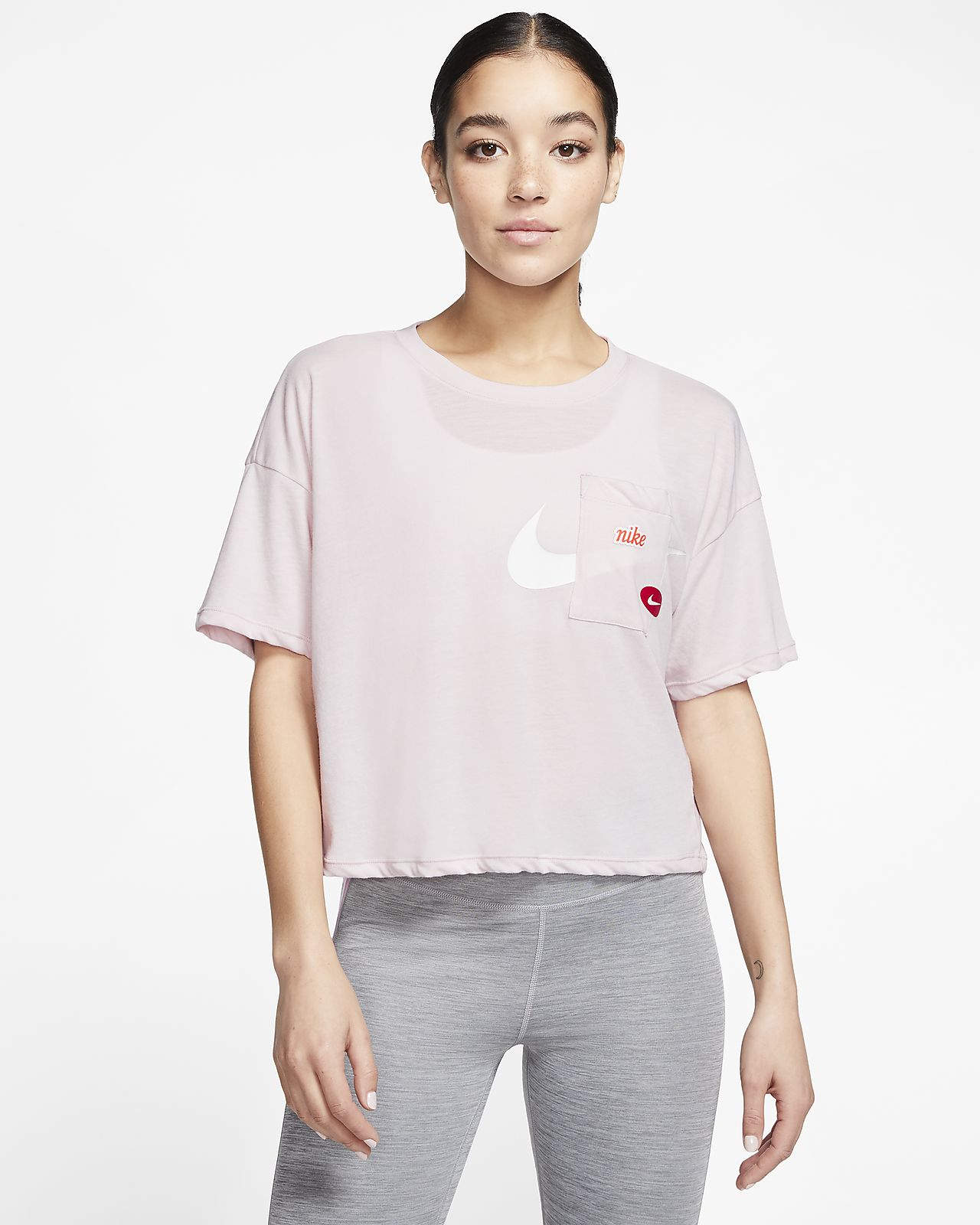 Nike Icon Clash Women's Short-Sleeve Training Top