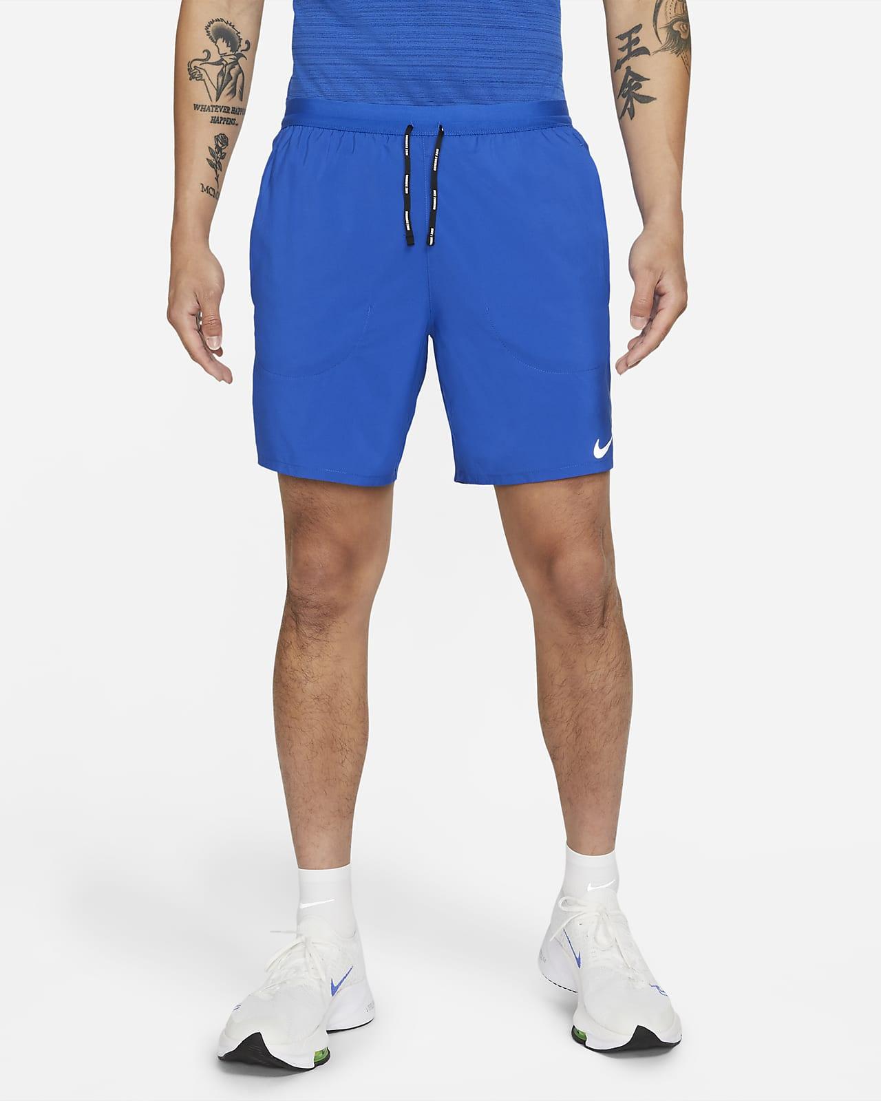 Calções de running com slips Nike Flex Stride para homem