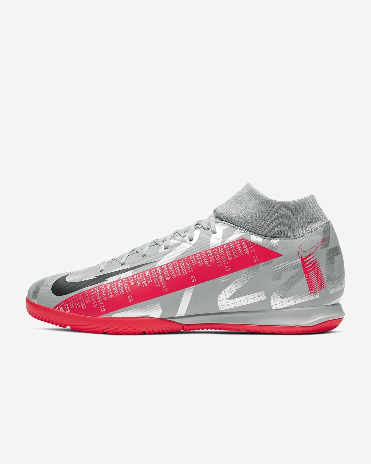 Ποδοσφαιρικό παπούτσι για κλειστά γήπεδα Nike Mercurial Superfly 7 Academy IC