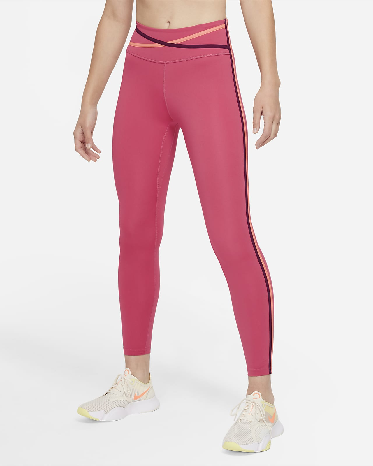 Legging 7/8 taille mi-basse Nike Dri-FIT One pour Femme