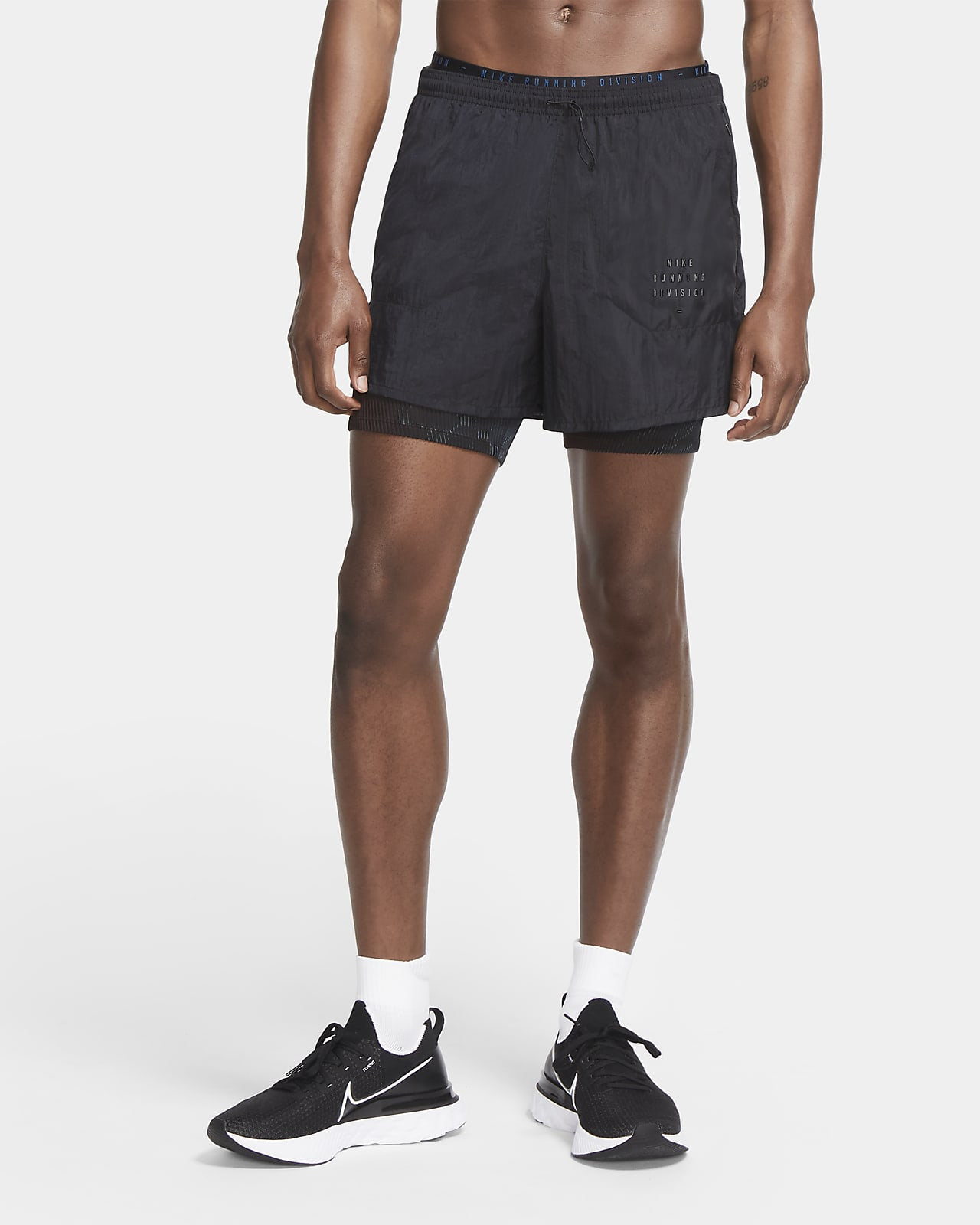 Nike Run Division Pantalons curts 3 en 1 de running - Home