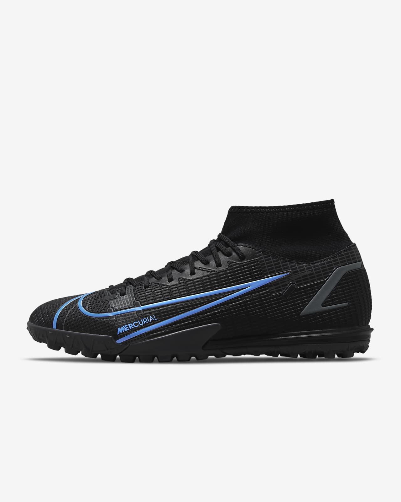 Nike Mercurial Superfly 8 Academy TF fotballsko til grus/turf