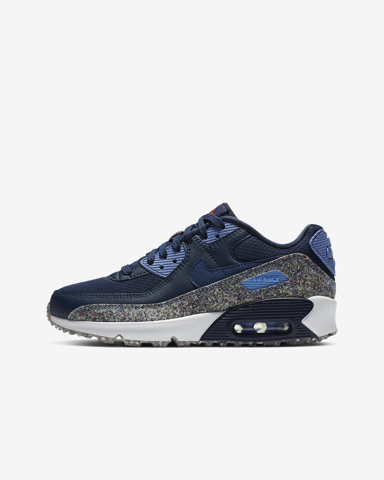 Nike Air Max 90 SE Big Kids' Shoe