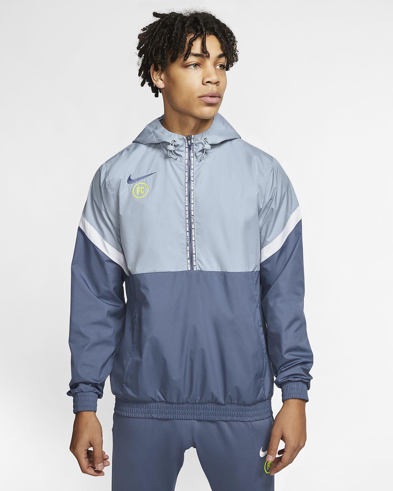 nike air half zip jacket