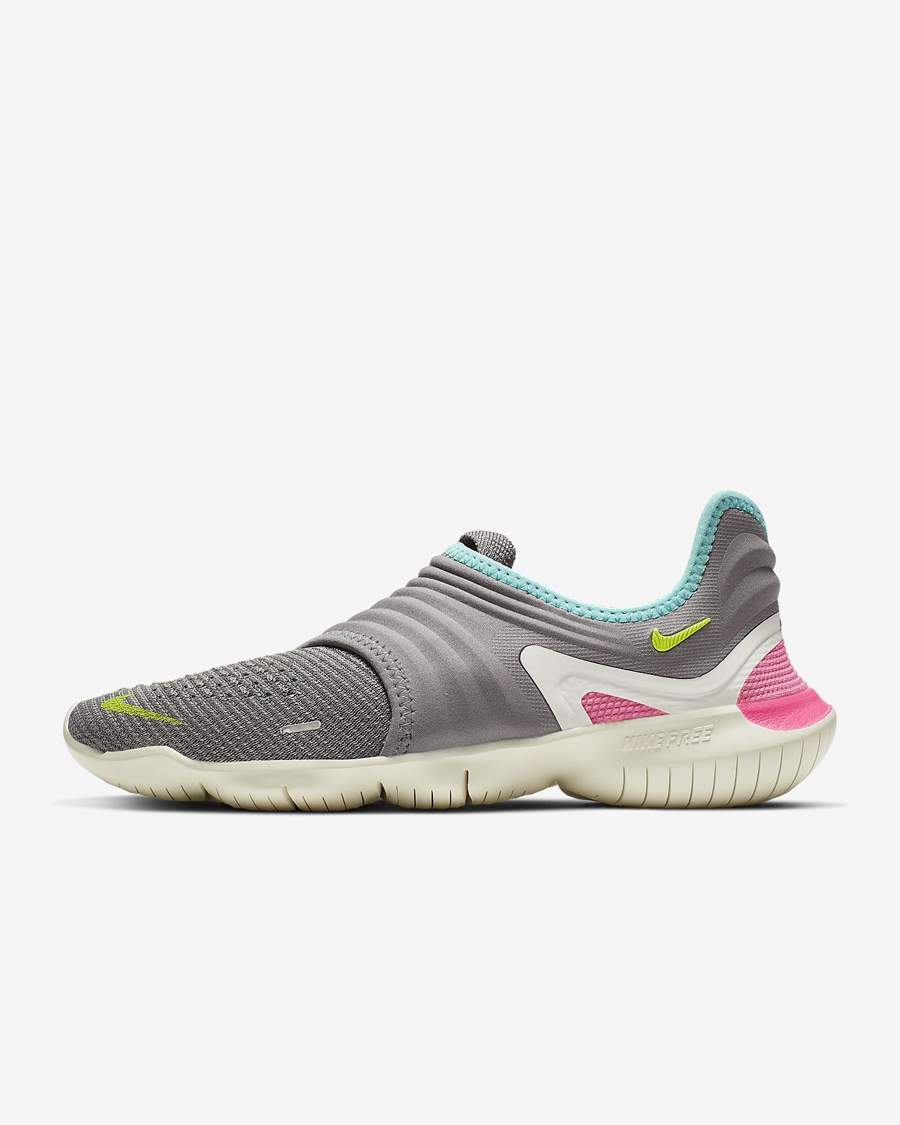 Женские беговые кроссовки Nike Free RN Flyknit 3.0