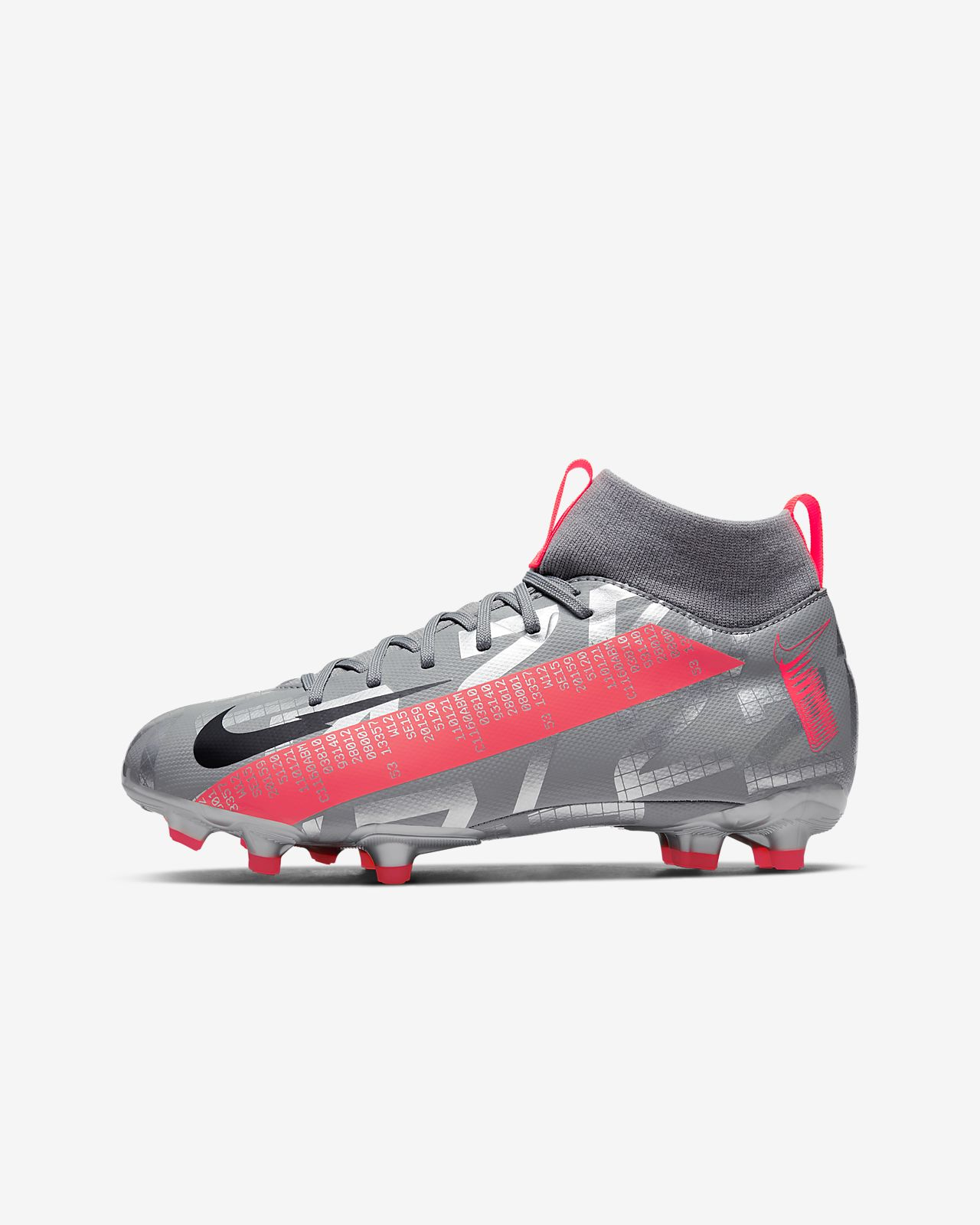 Chaussure de football multi surfaces à crampons Nike Jr. Mercurial Superfly 7 Academy MG pour Enfant