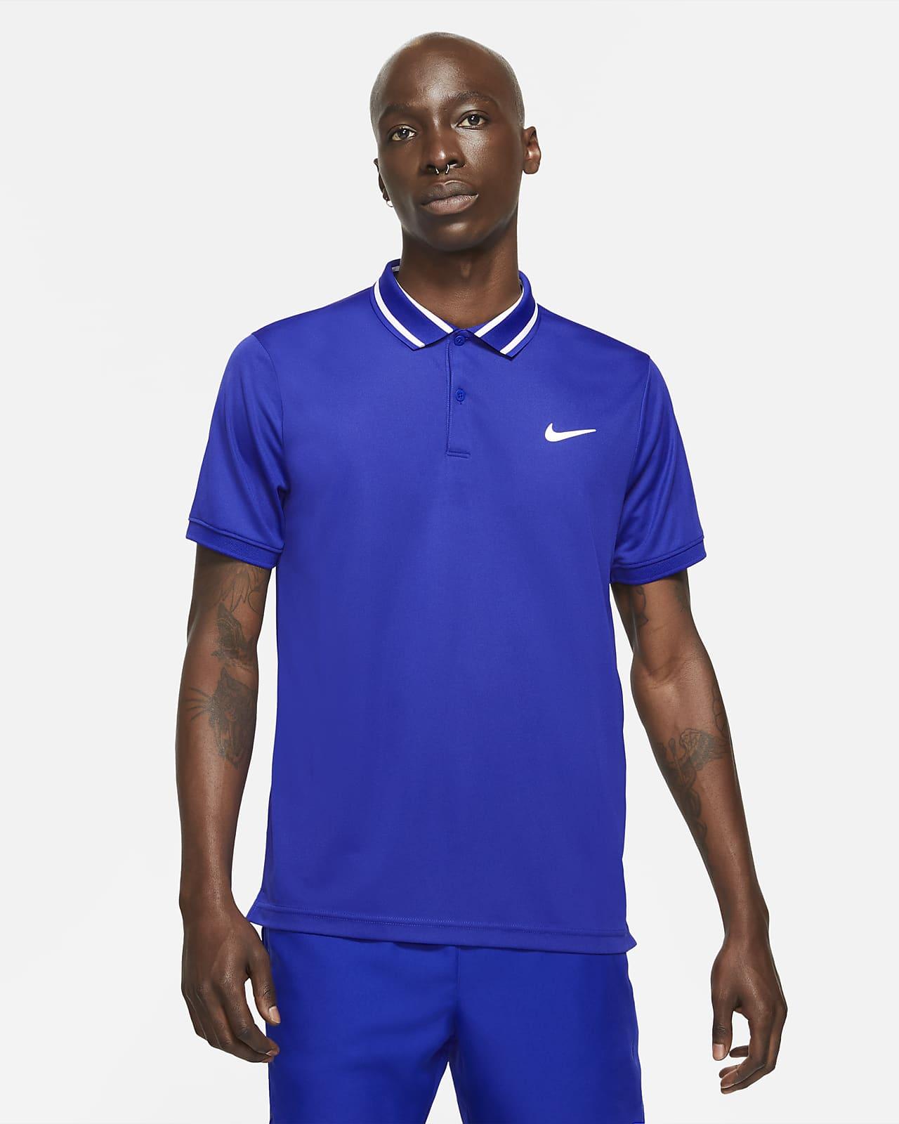 Polo de tenis para hombre NikeCourt Dri-FIT Victory