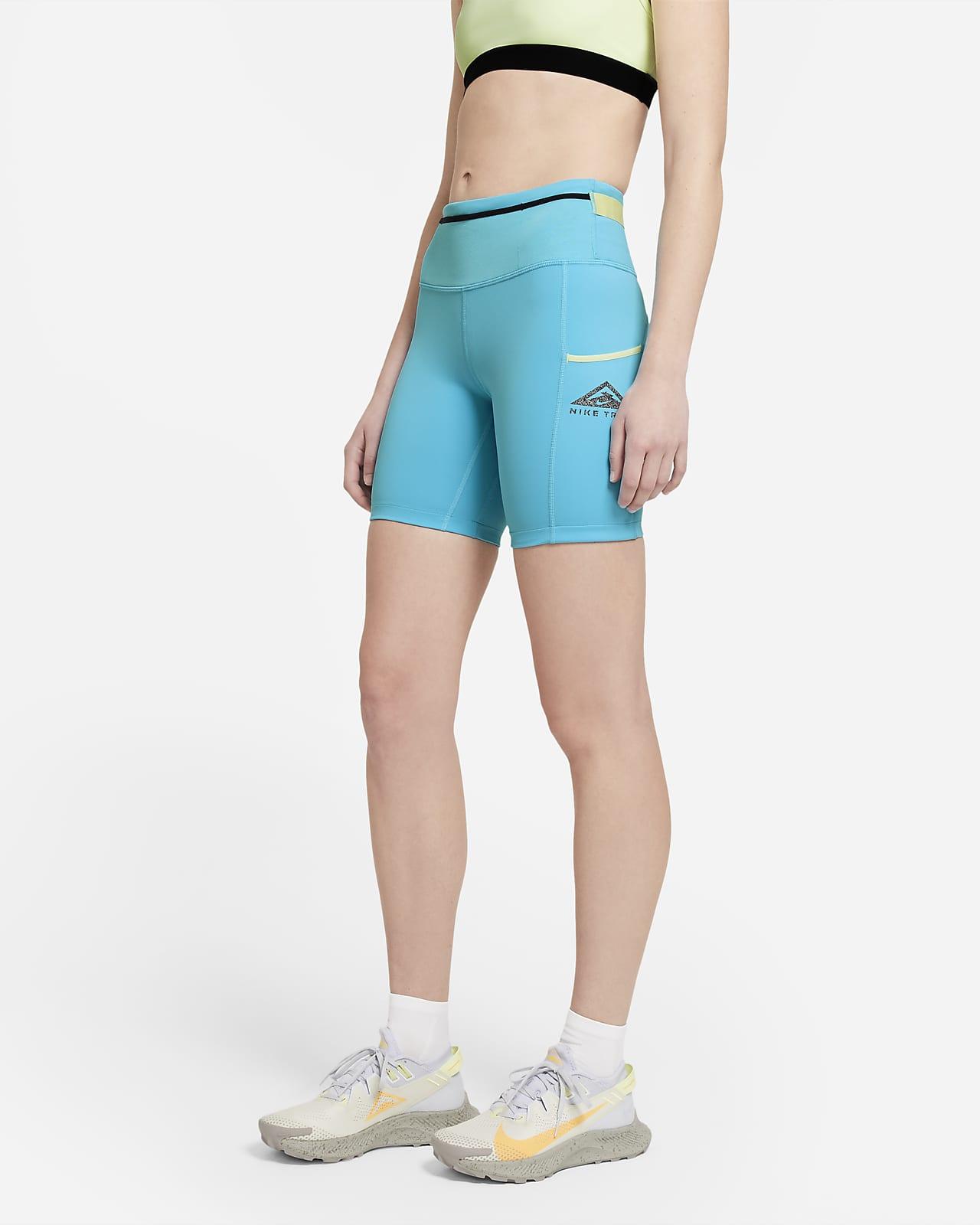 Shorts de trail running para mujer Nike Epic Luxe