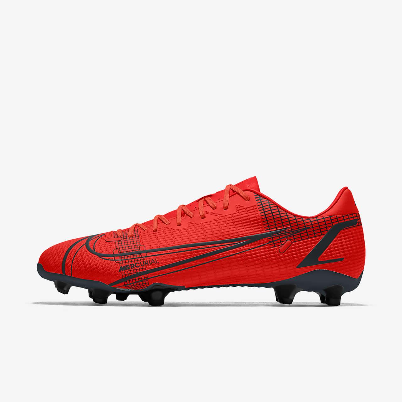 Scarpa da calcio personalizzabile Nike Mercurial Vapor 14 Academy By You