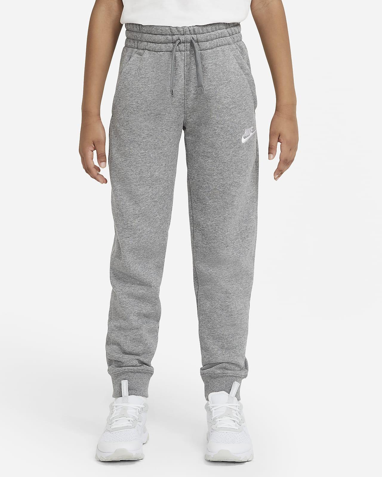 Nike Sportswear Club francia frottír nadrág nagyobb gyerekeknek (fiúknak)