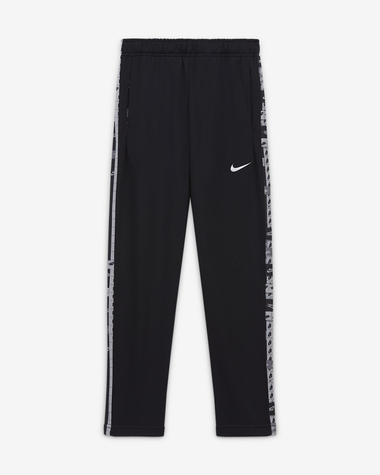 Nike Dri-FIT Big Kids' (Boys') Graphic Tapered Training Pants