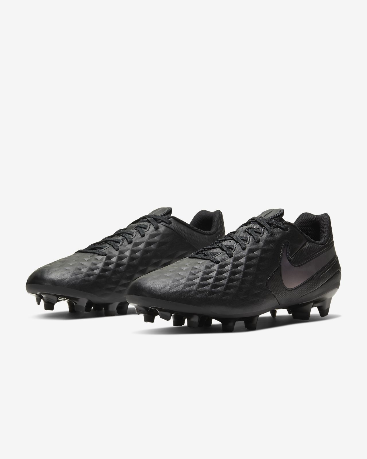 NIKE Black Tiempo Legend 7 Academy Multi Ground Football