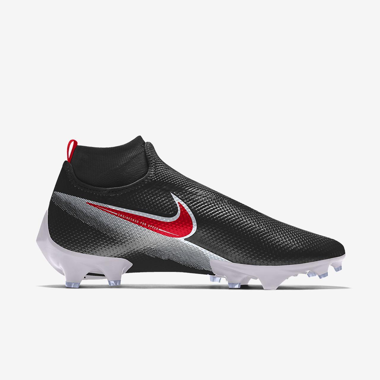 Nike Vapor Edge Pro 360 By You Custom American Football Boot