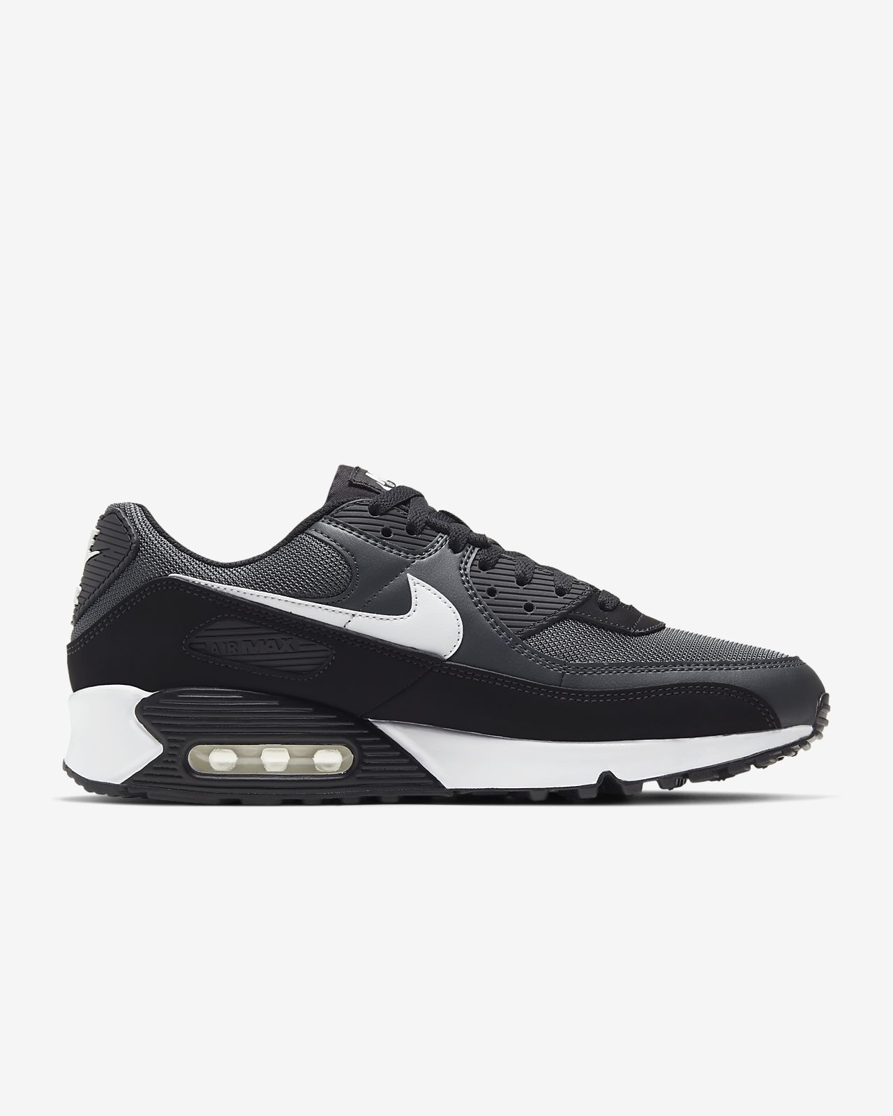 Air Max 90 Woven Nike Men's Running Shoes