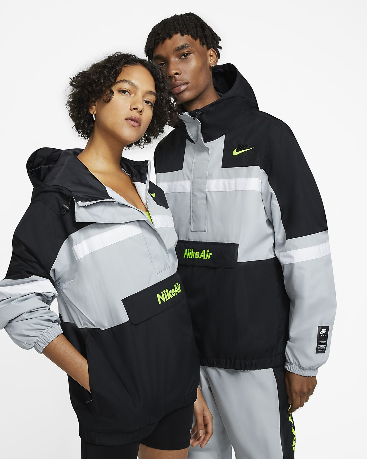 Kurtka z tkaniny Nike Air