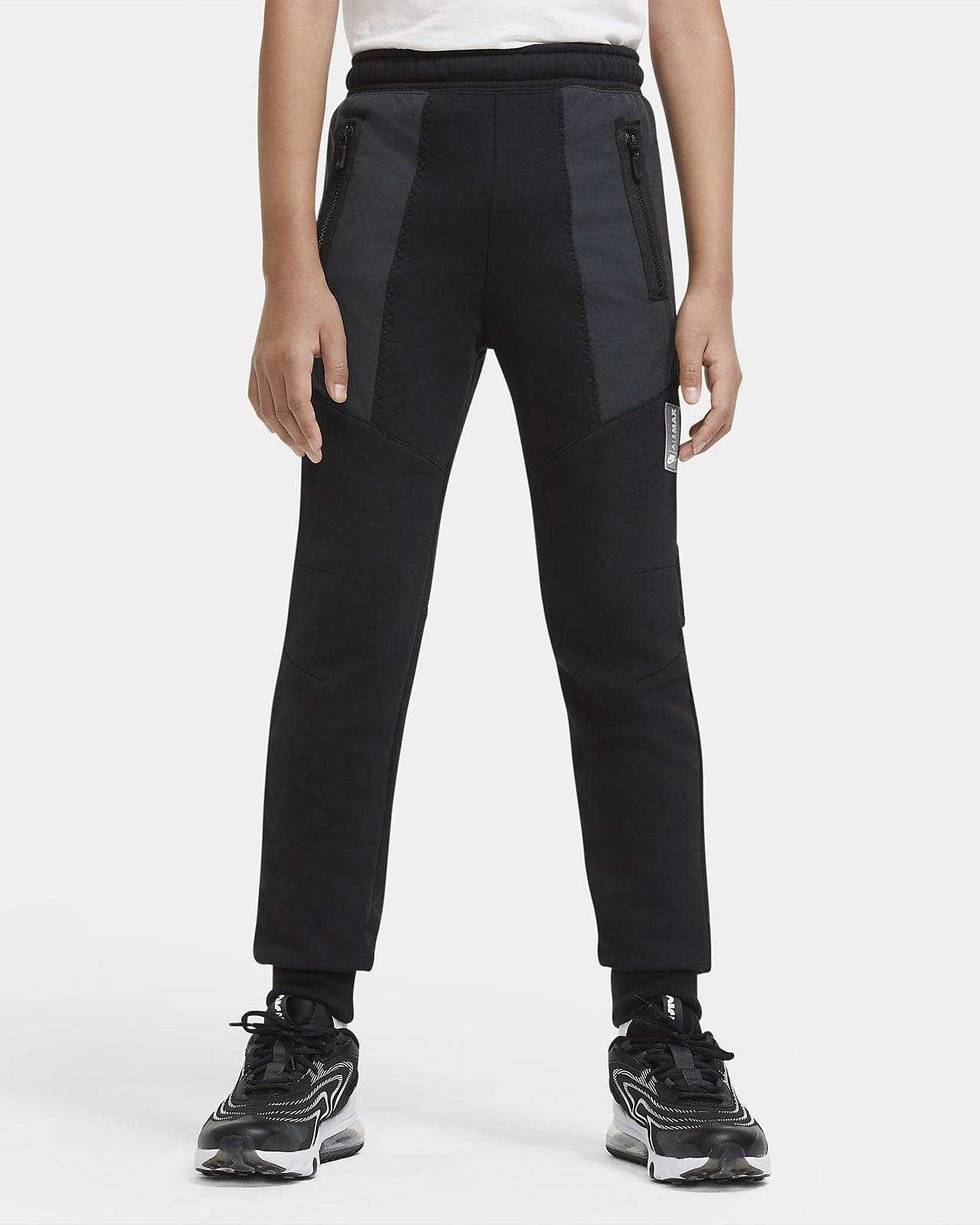 Pantalon en tissu Fleece Nike Sportswear Air Max pour Garçon plus âgé
