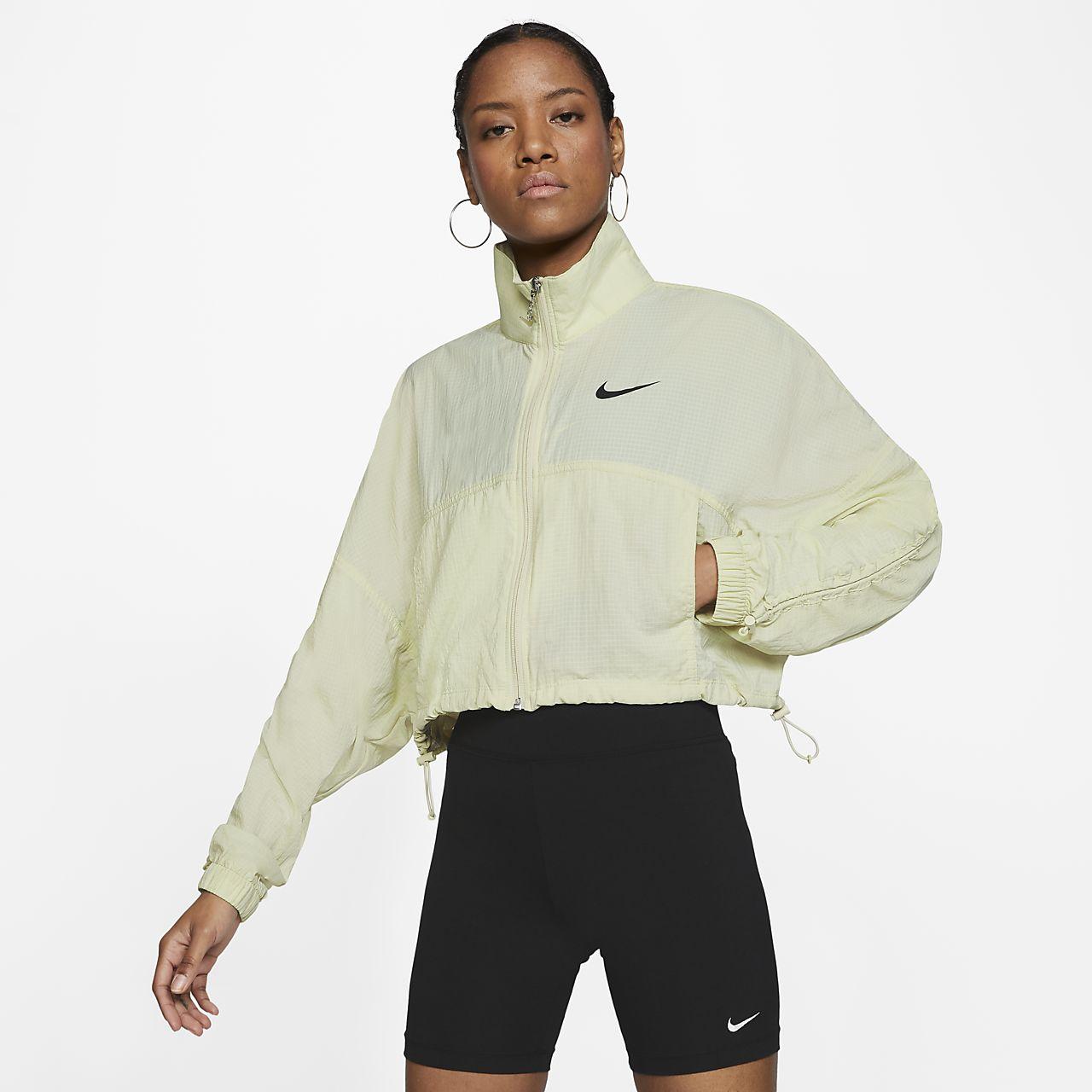 Nike Sportswear Swoosh szőtt női kabát