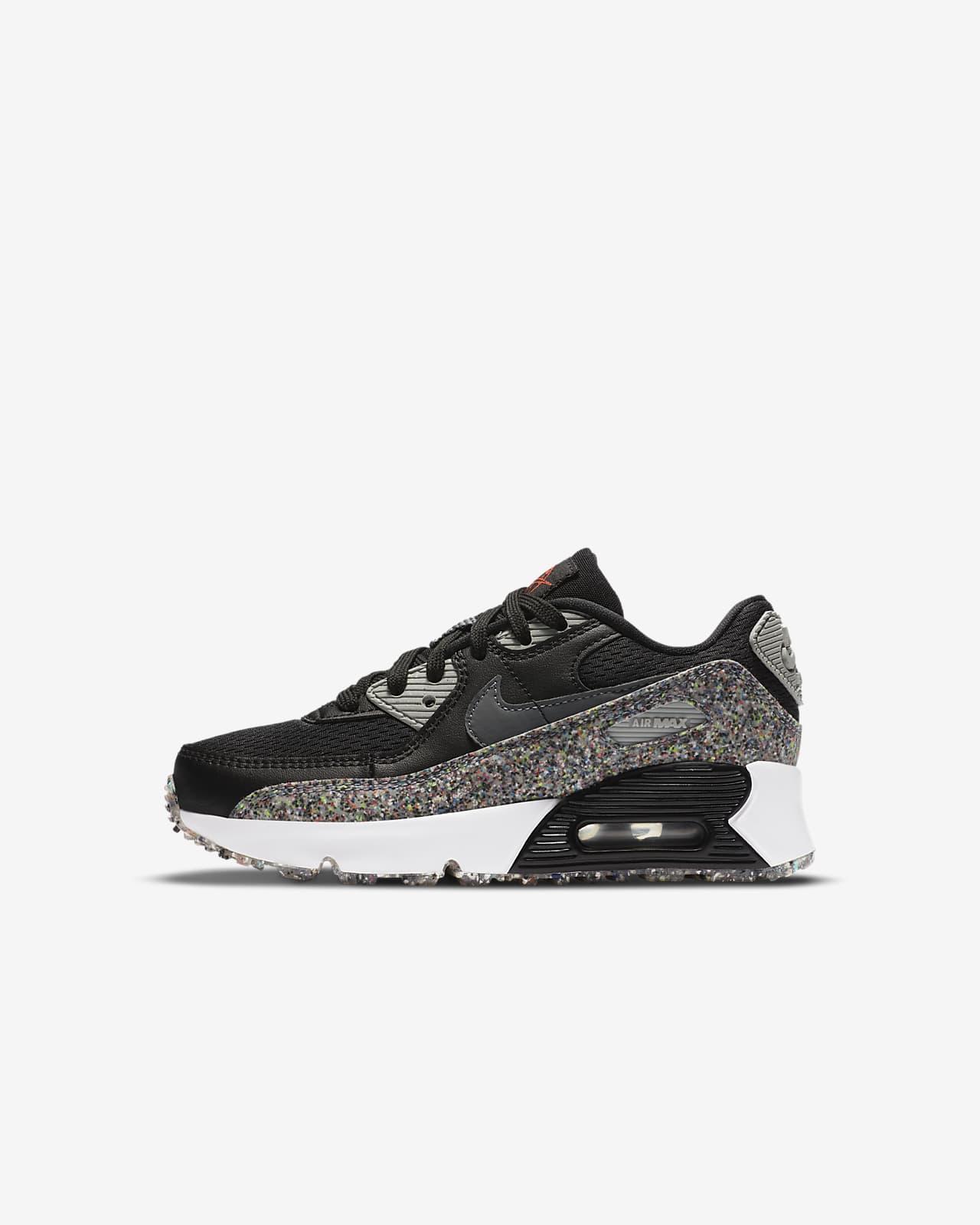Nike Air Max 90 SE Little Kids' Shoe