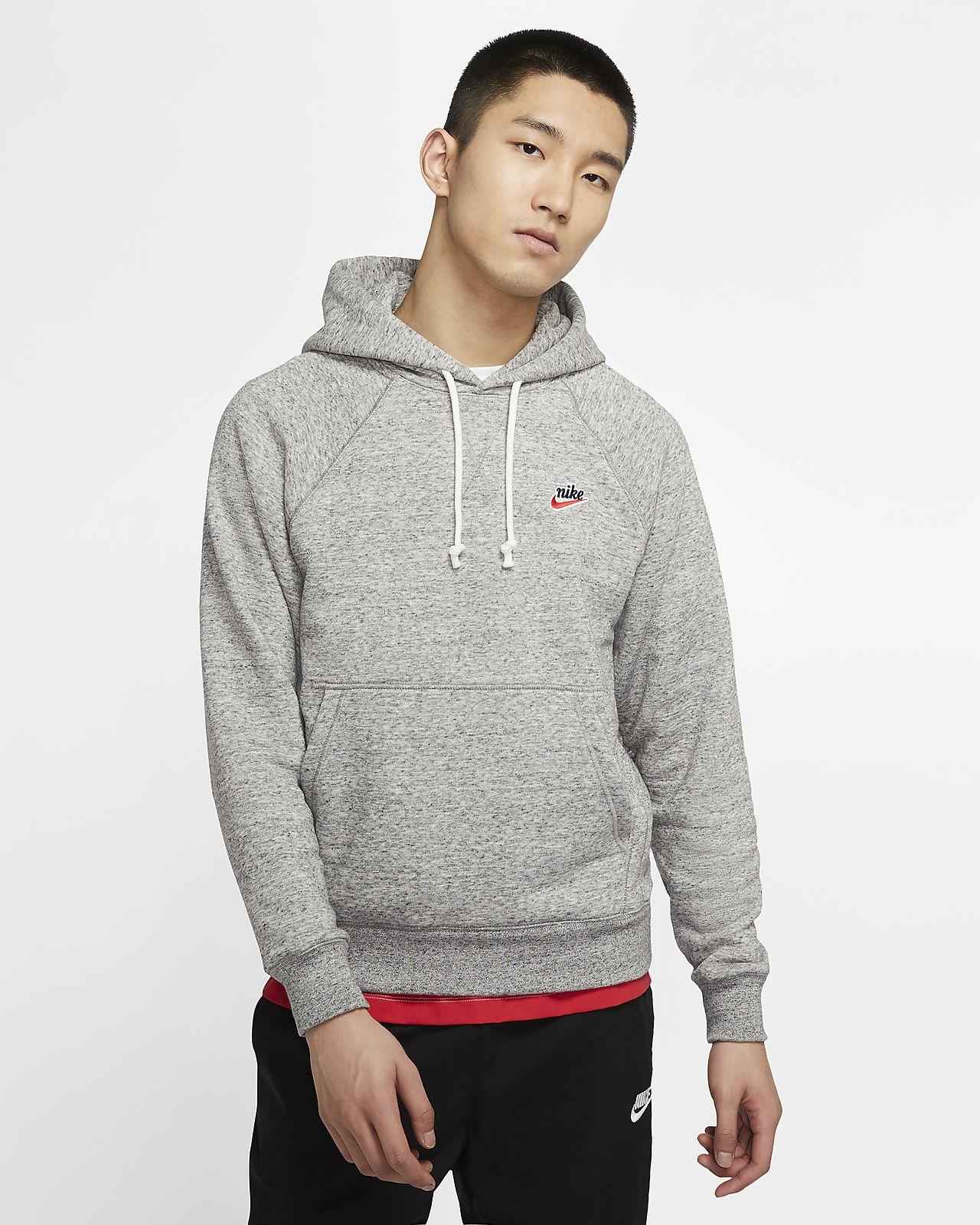 Nike Sportswear Heritage 男子套头连帽衫