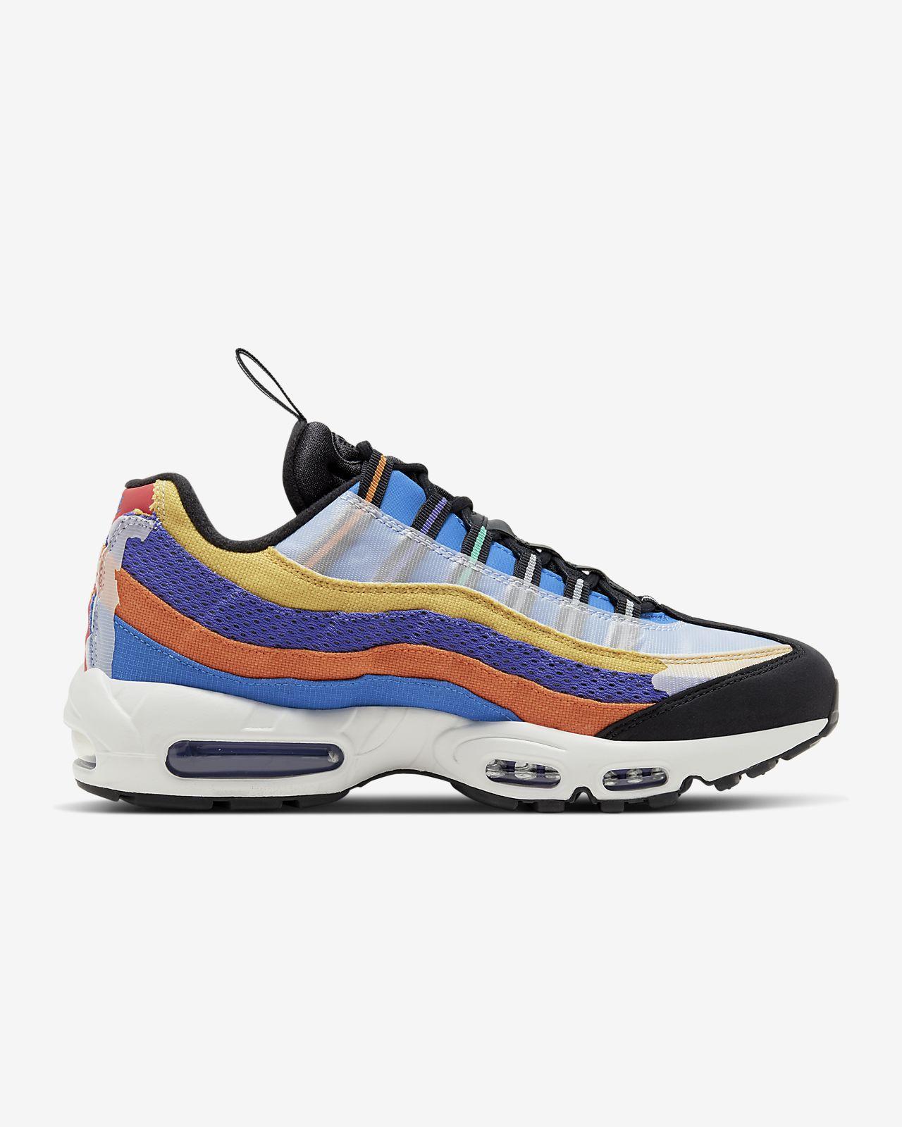Nike Air Max 95 Black History Month Men's Shoe