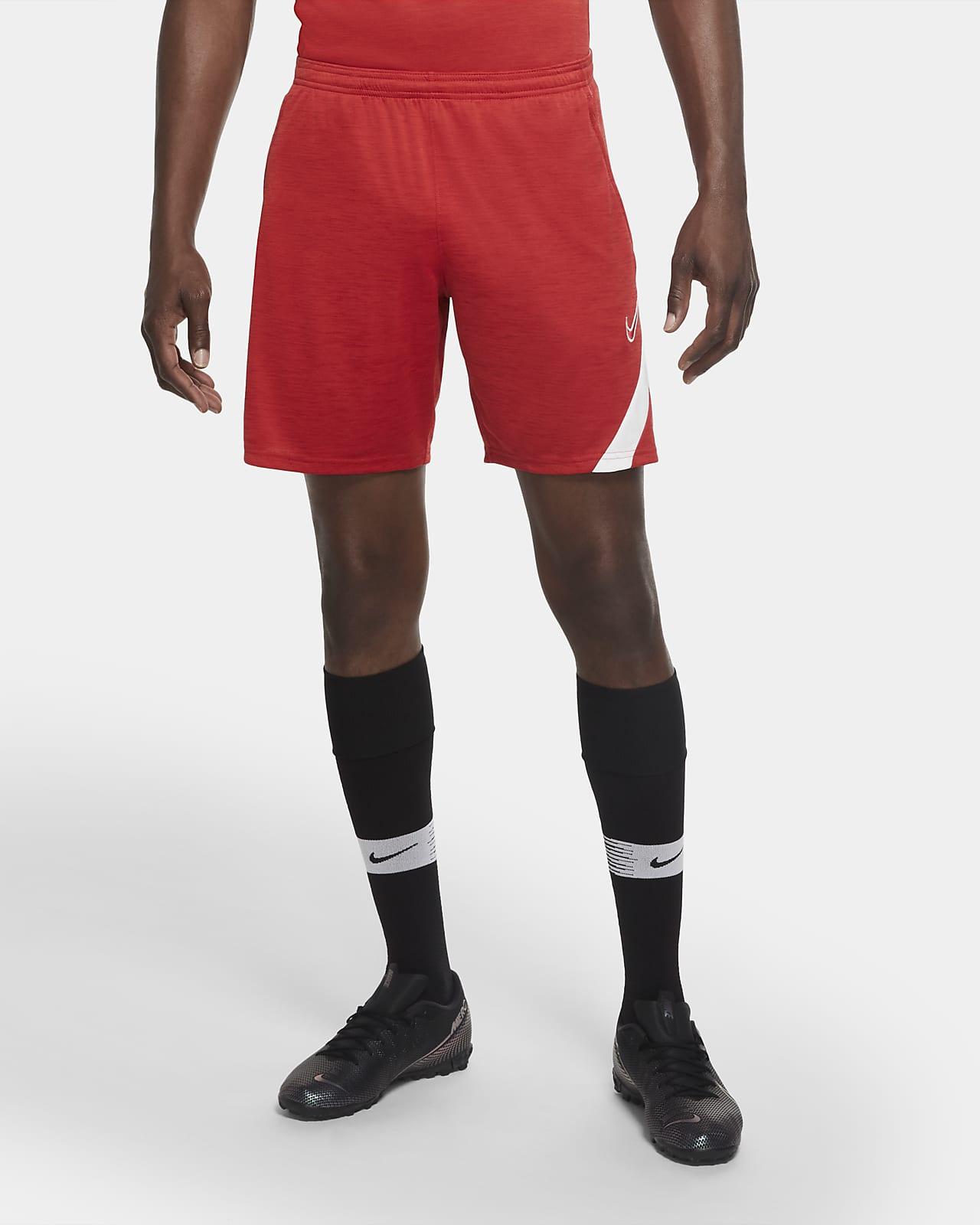 Calções de futebol em malha Nike Dri-FIT Academy para homem