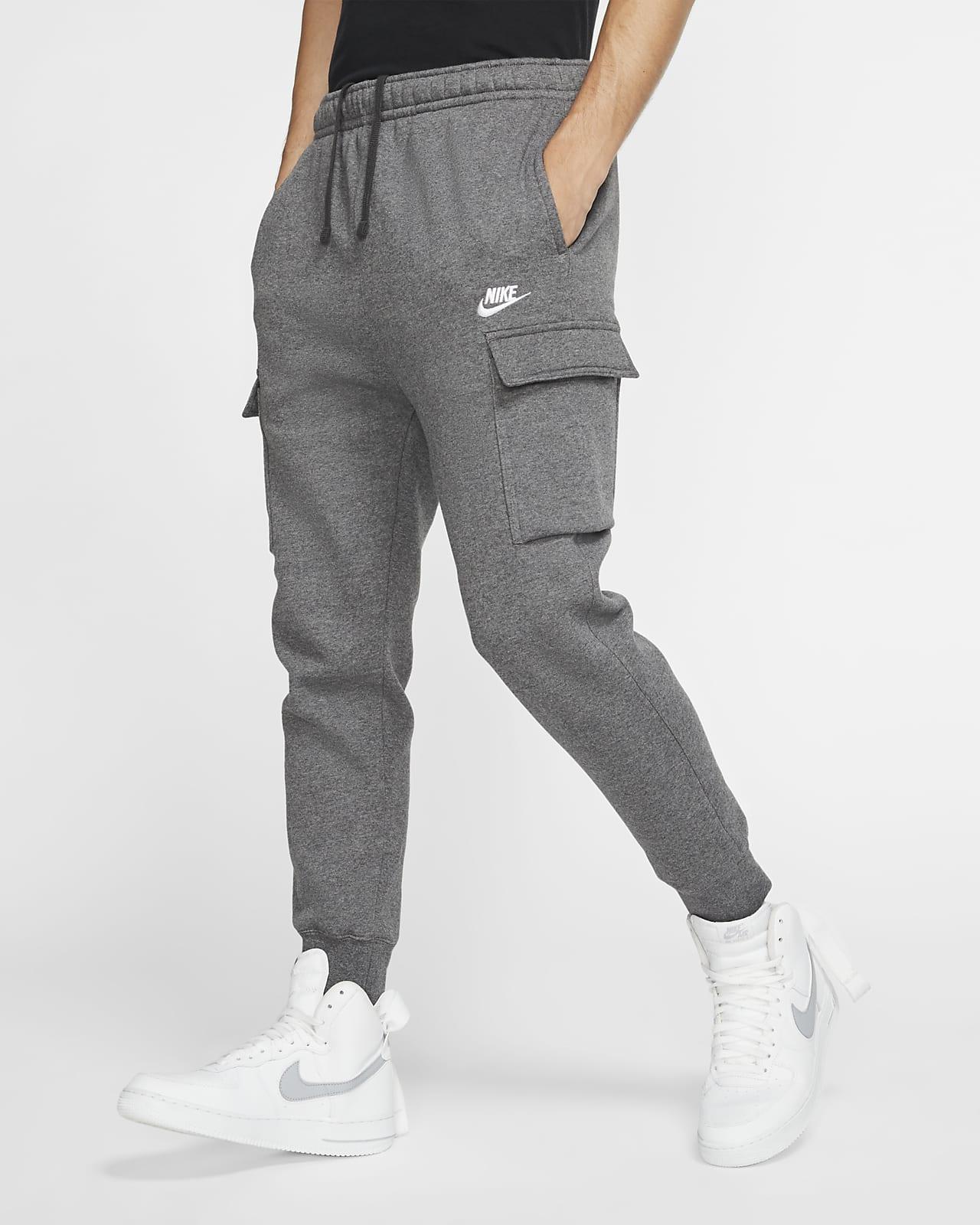Nike Sportswear Club Fleece Erkek Kargo Eşofman Altı