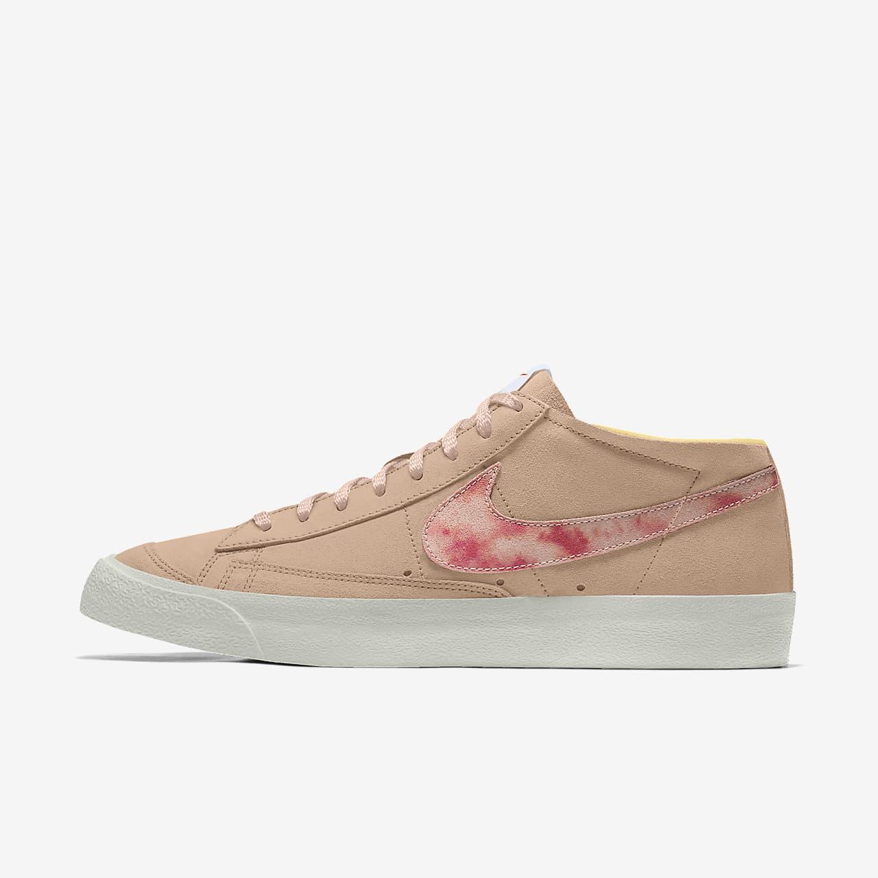 Nike Blazer Mid '77 By You Custom Women's Lifestyle Shoe