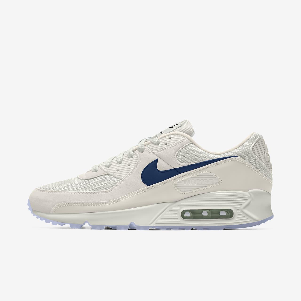 Nike Air Max 90 By You Custom Men's Shoe