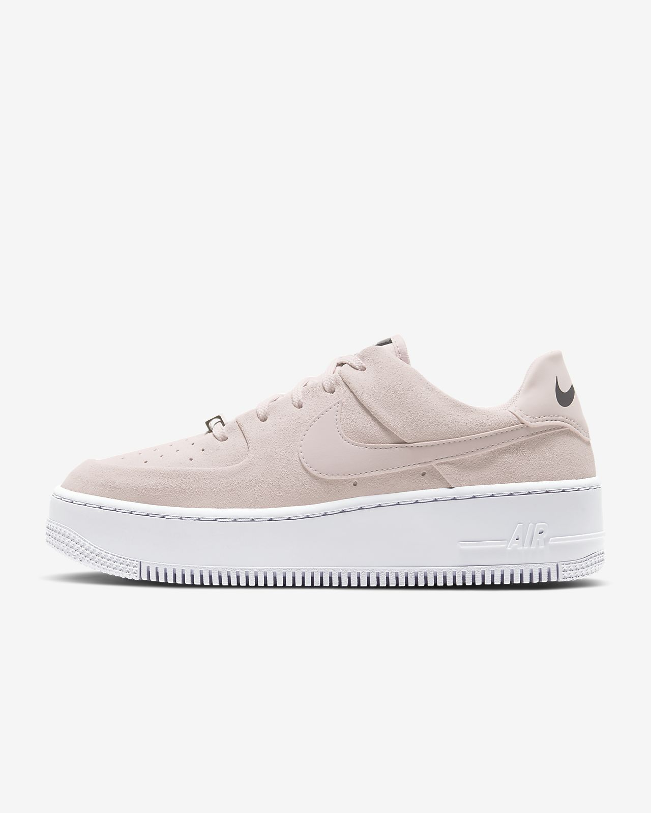 nike air force 1 sage low femme kaki